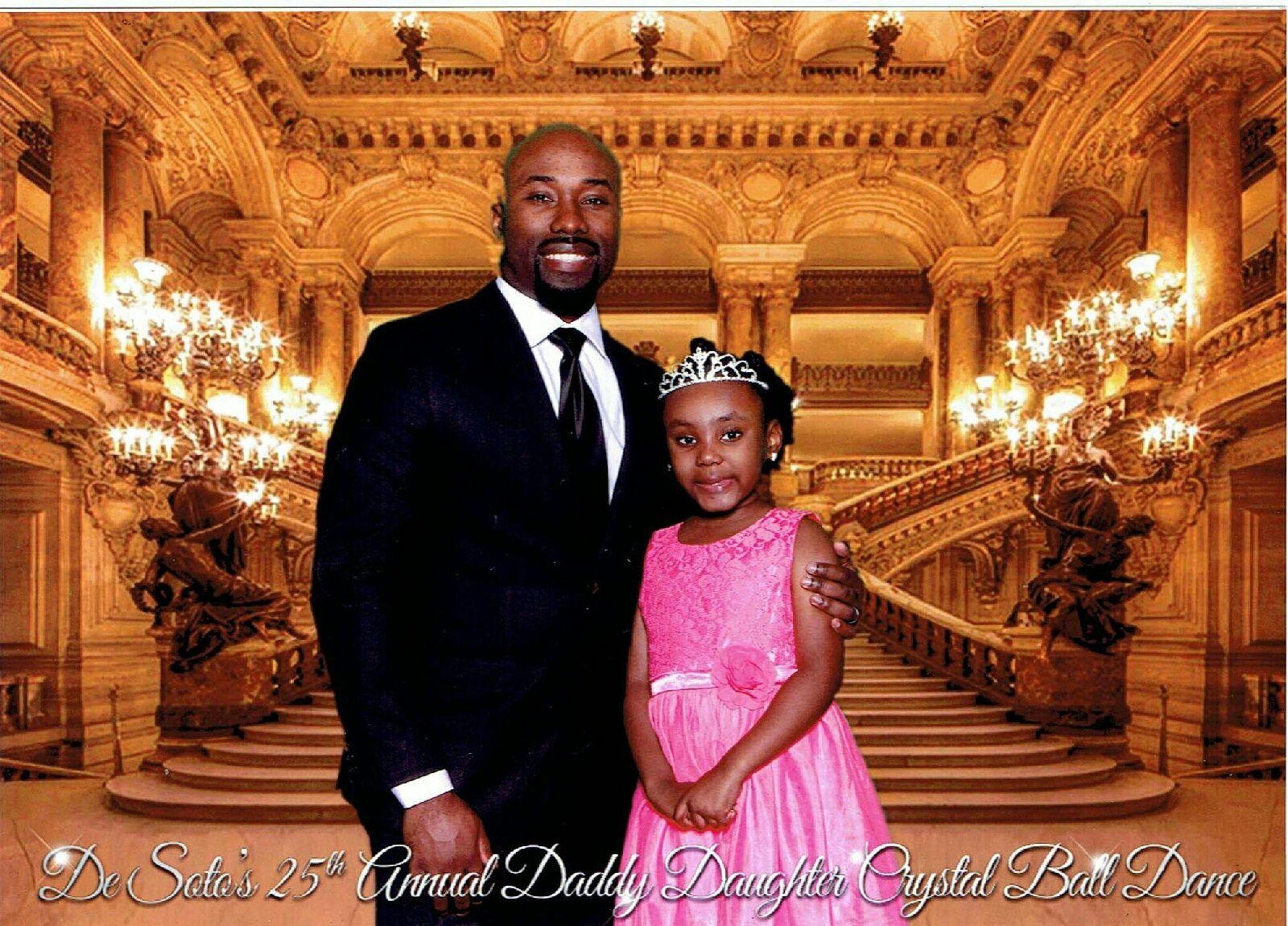 Daddy Daughter Dance in DeSoto Texas