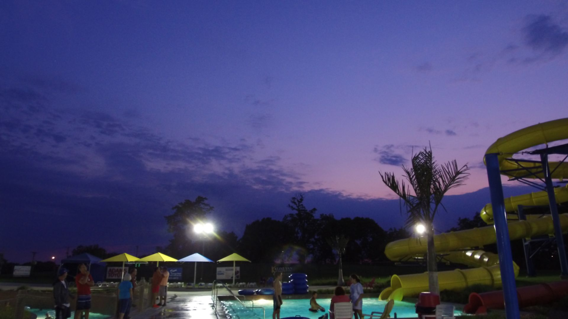 Annual Pool Party – August 2017
