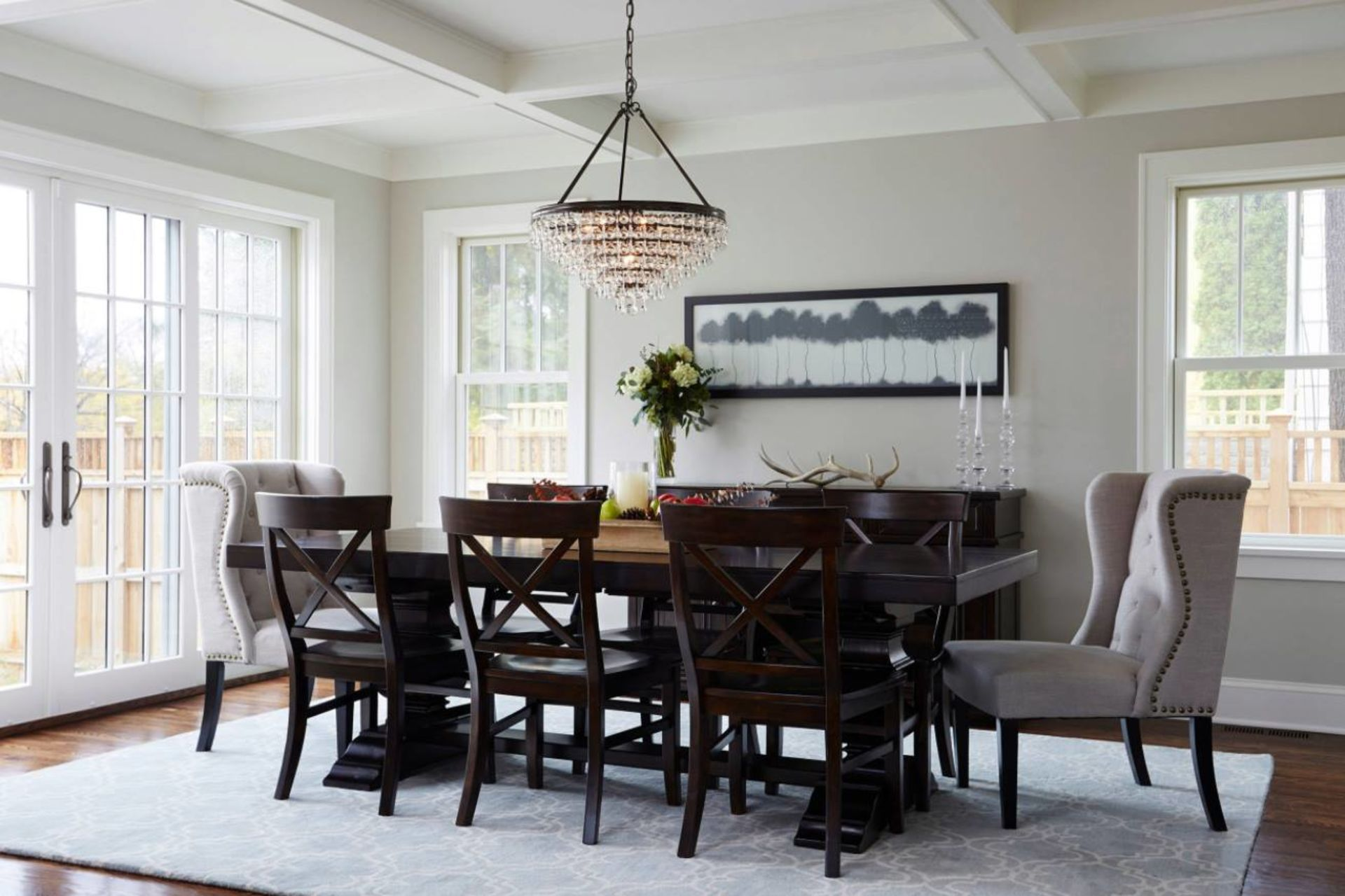 Are dining rooms obsolete?