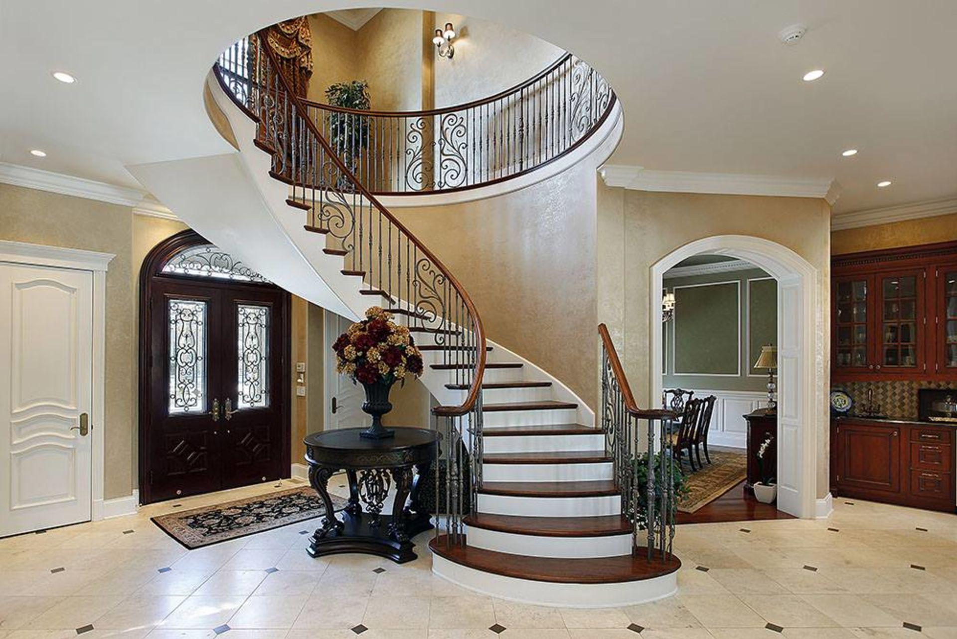 Marble, Hardwood or Shaggy Carpet?