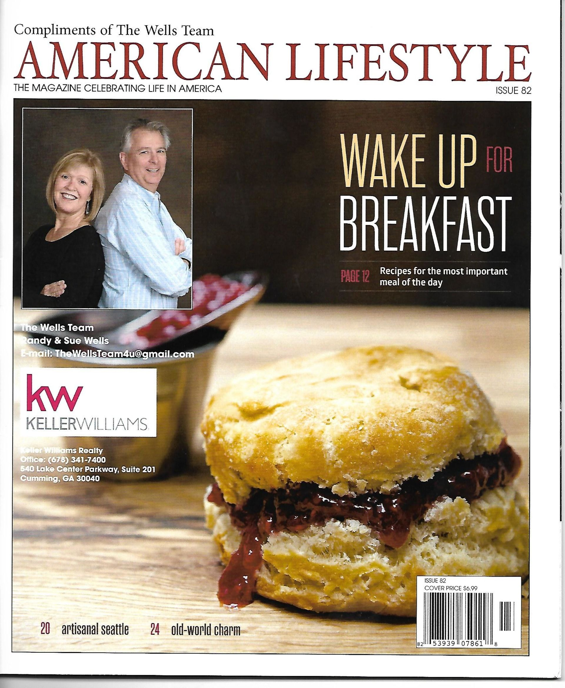 You Free Copy of American Lifestyle Magazine