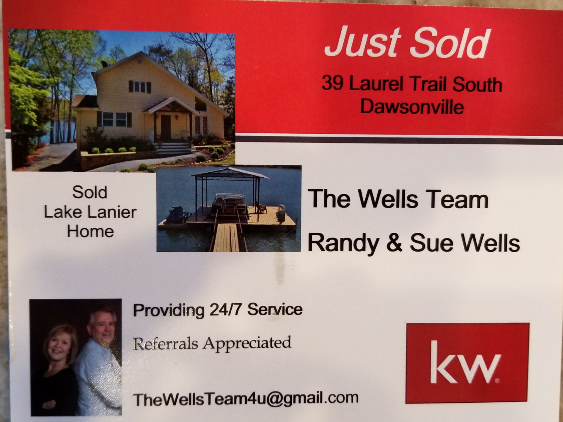 The Wells Team Monthly Real Estate Update