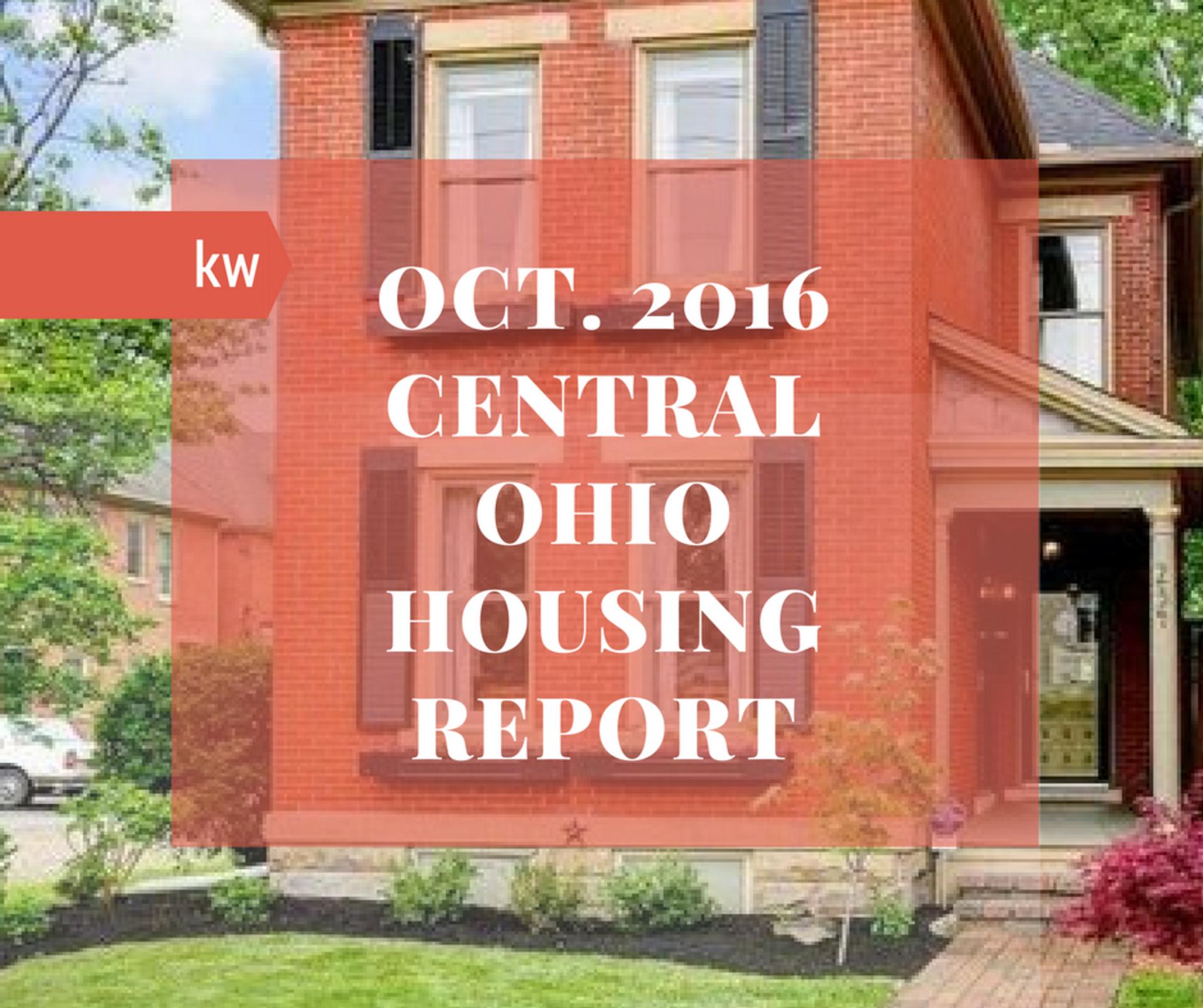 October Central Ohio Housing Report