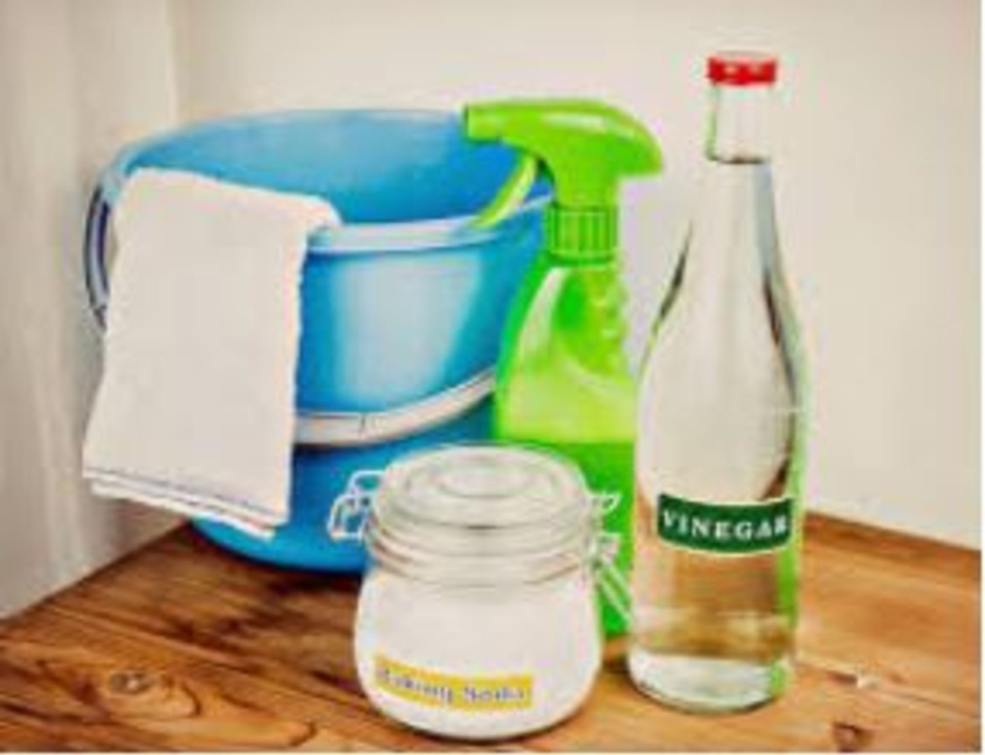 6 Eco Friendly Solutions to Keep Your Home Clean
