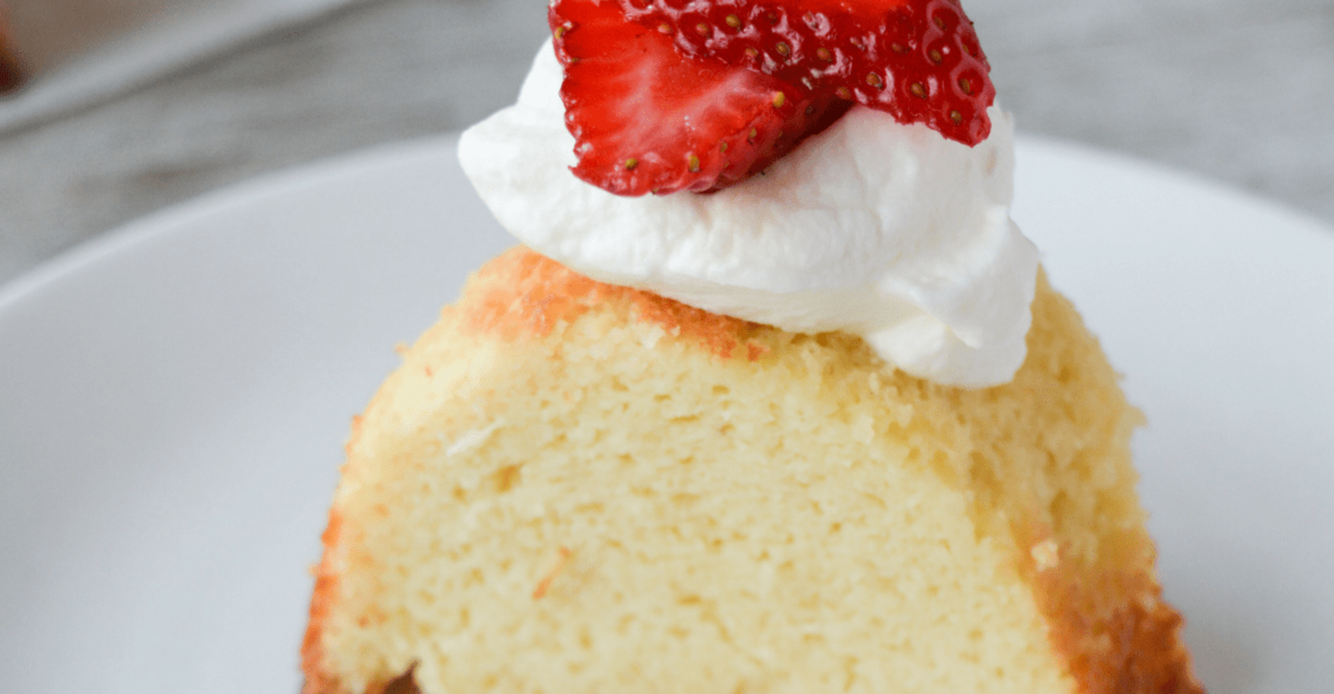 Monday Just Got Sweeter– Happy National Pound Cake Day!