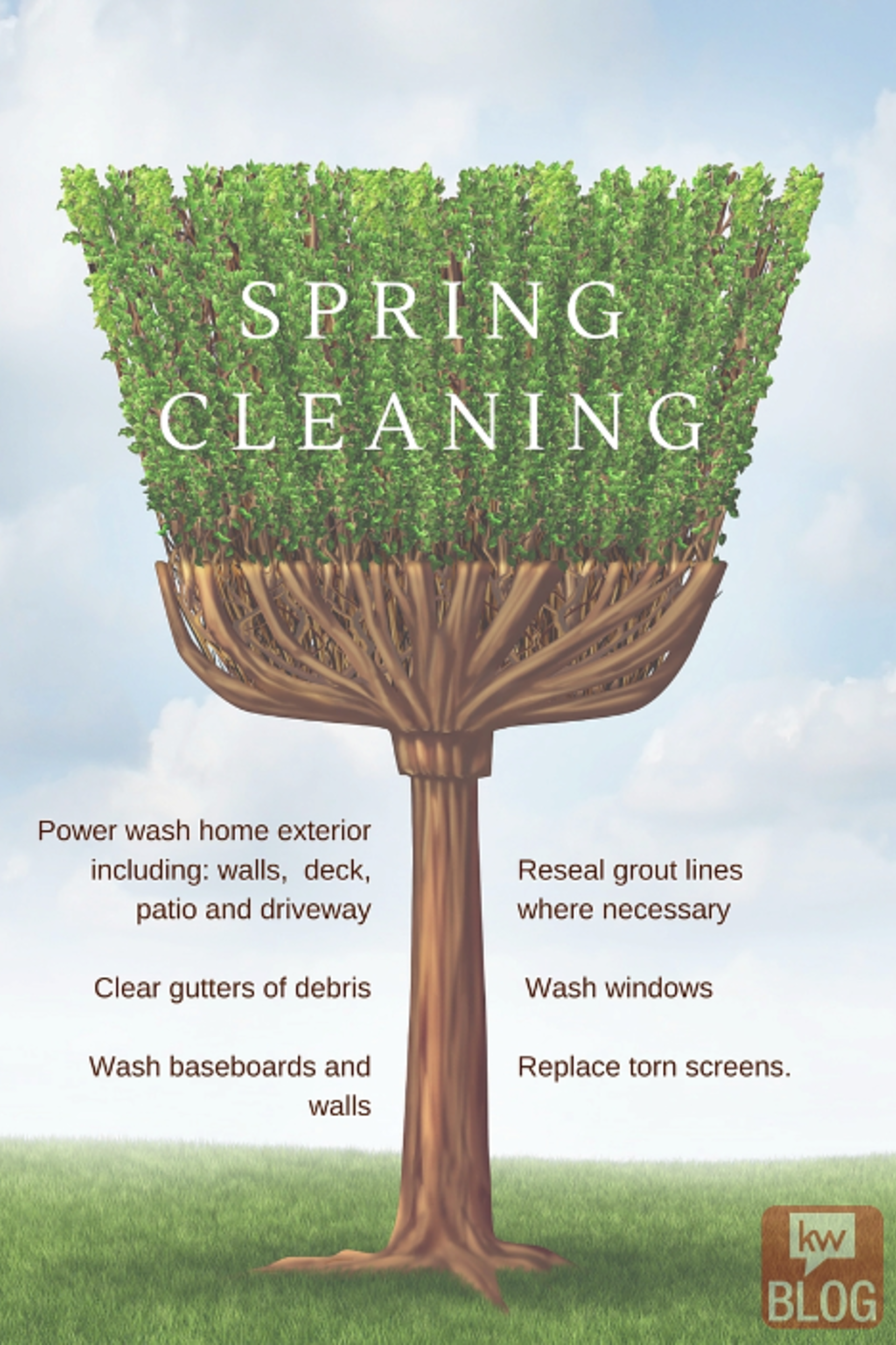 Spring Cleaning Can Increase Property Values