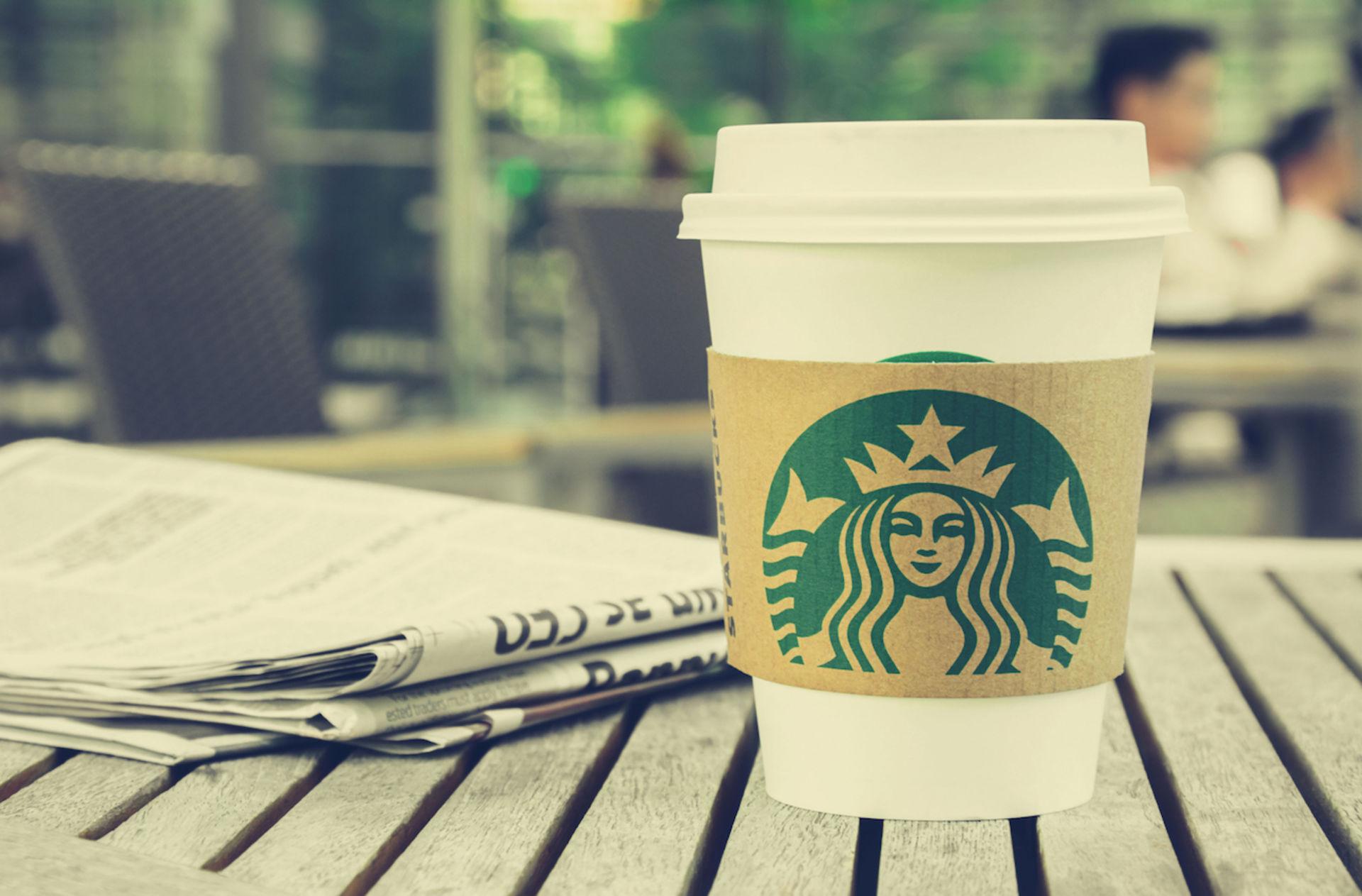 How to Save Big Bucks at Starbucks