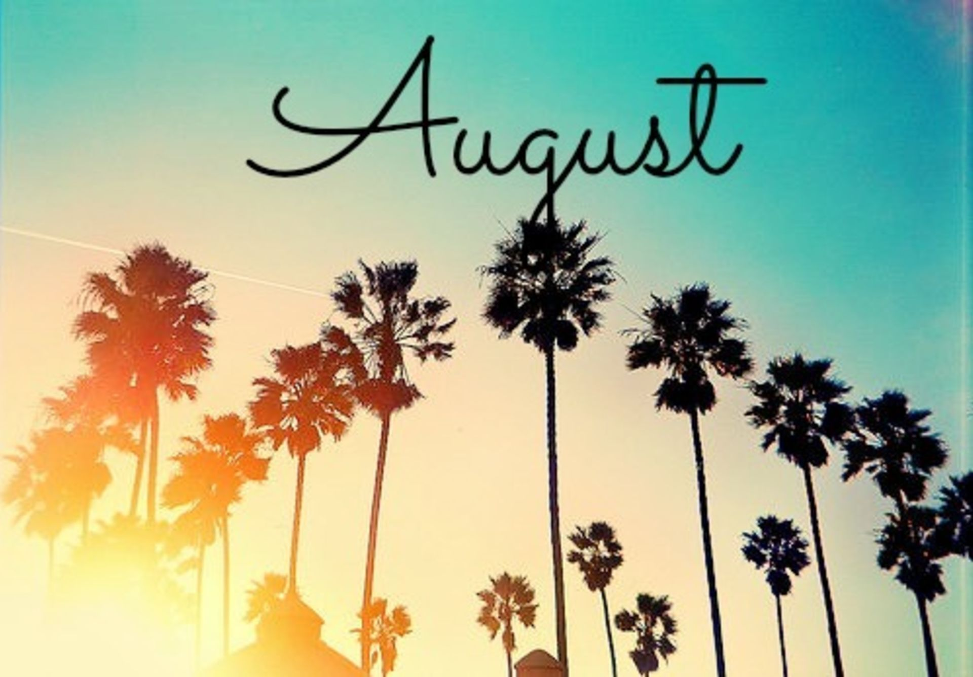 August- Happenings Around San Diego