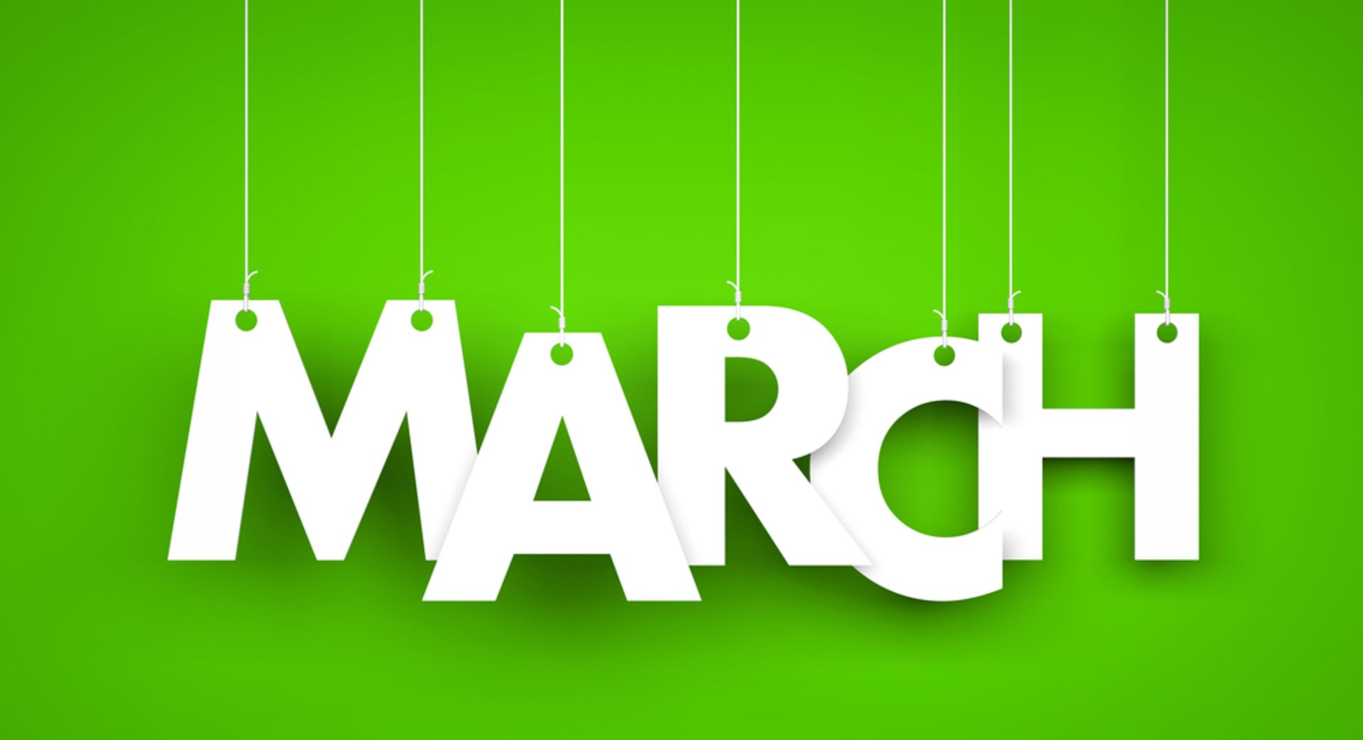 Calendar of Events March 2019