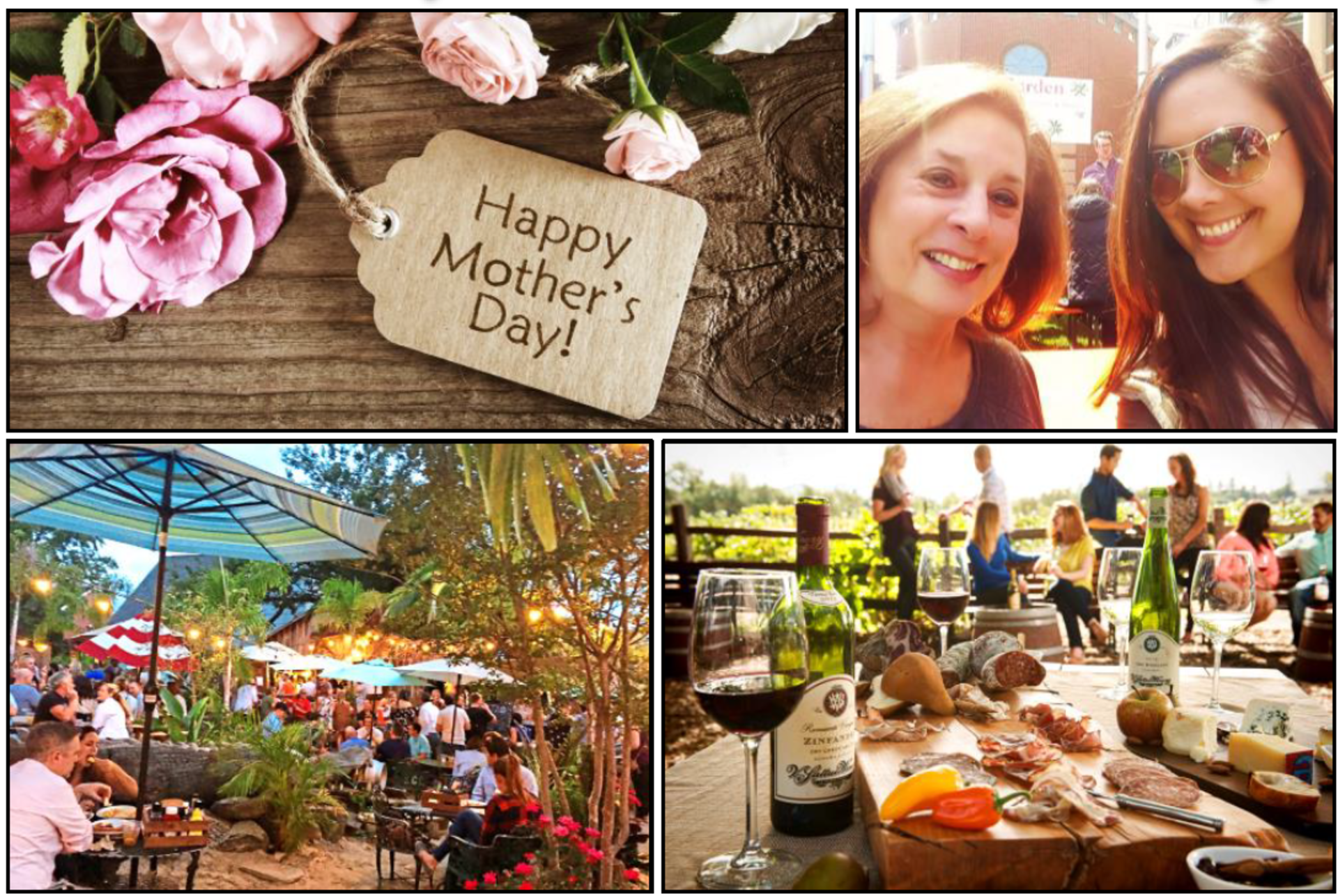 Schulien and Associates' Weekend Guide Mother's Day Edition: (May 11-13)