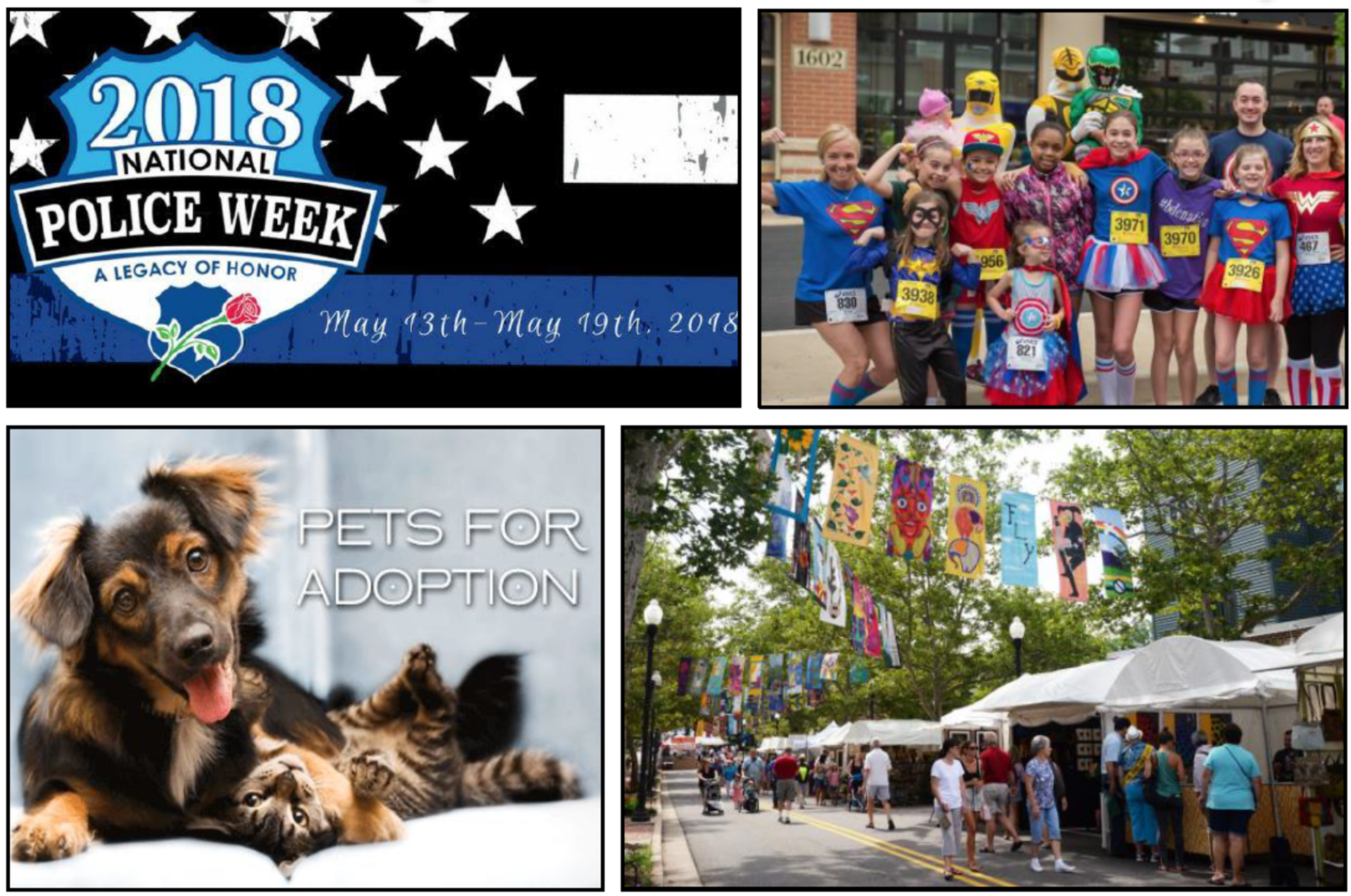 Schulien and Associates' Weekend Guide: (May 18-20)