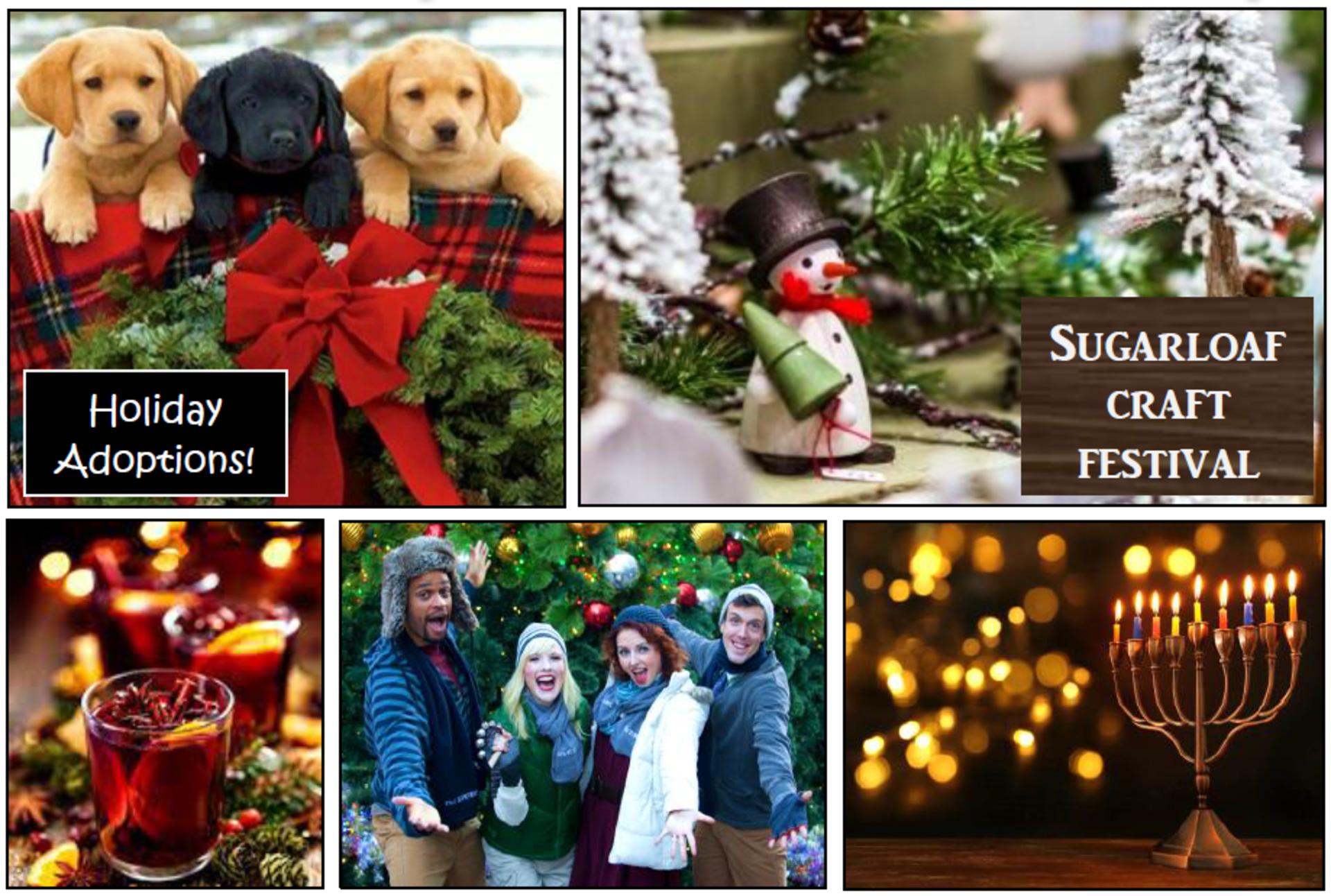 Schulien and Associates' Weekend Guide: (Dec 7-9)