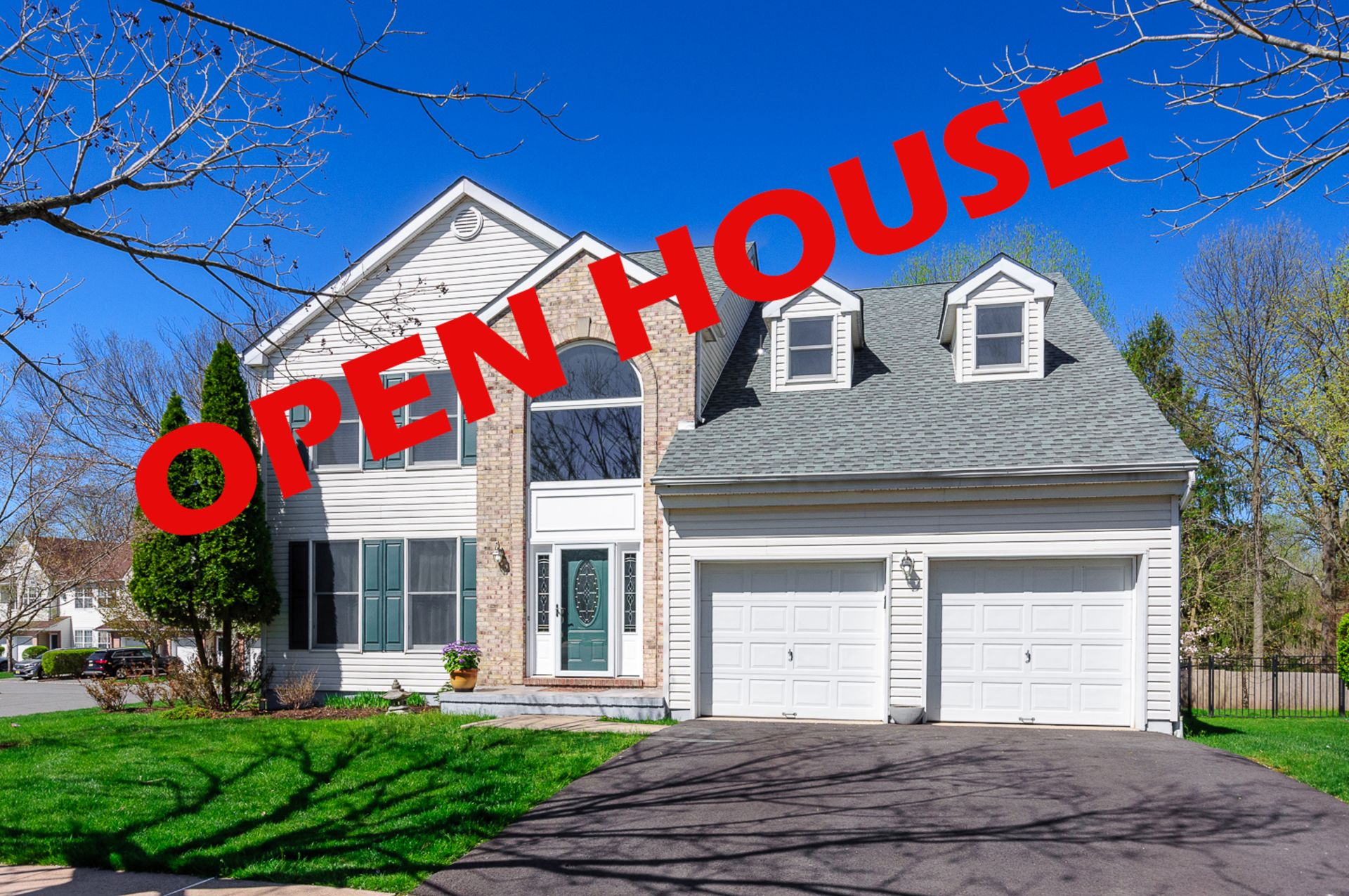 Open House in Princeton Greens!
