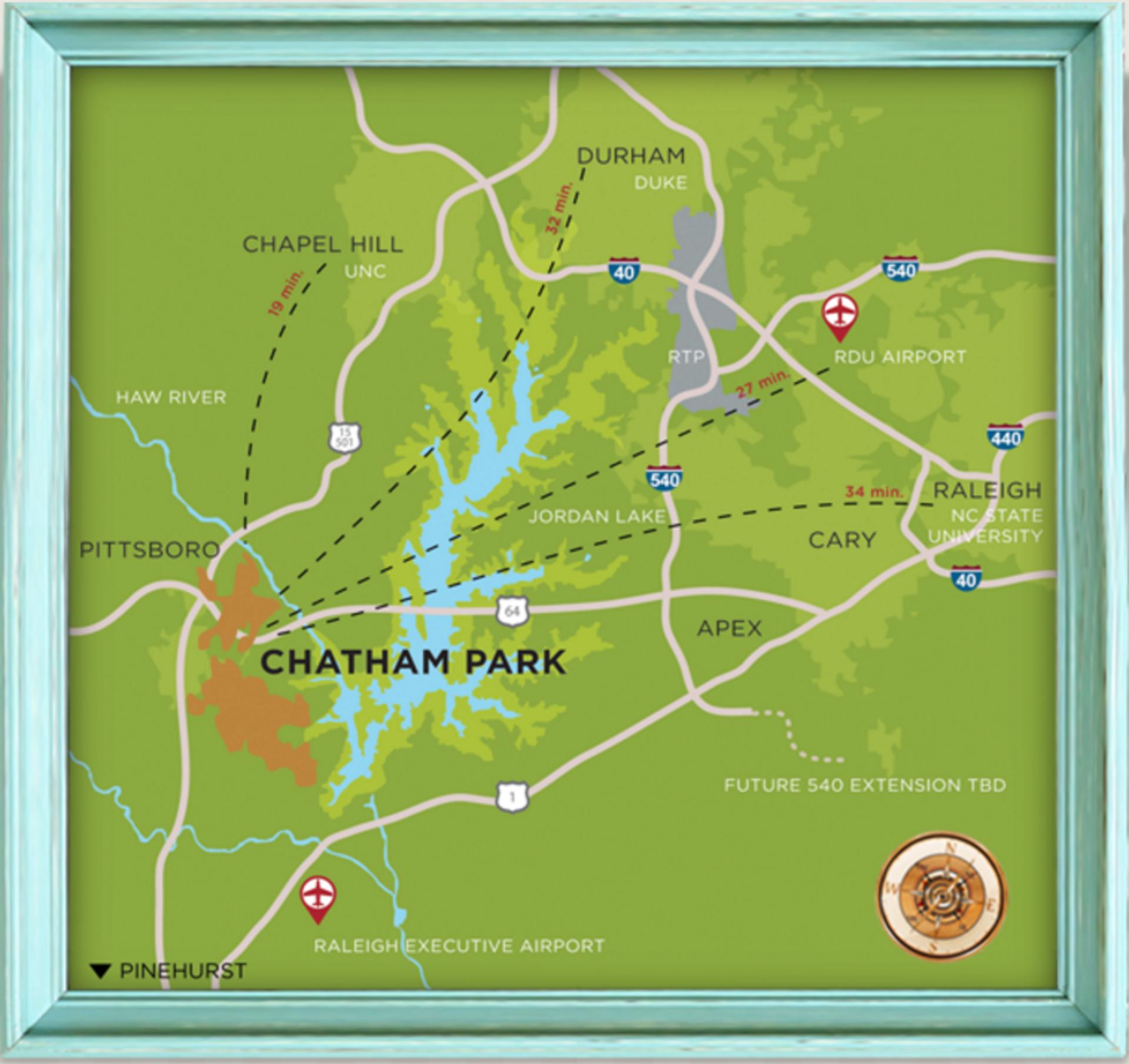 Chatham Park – Development is underway!