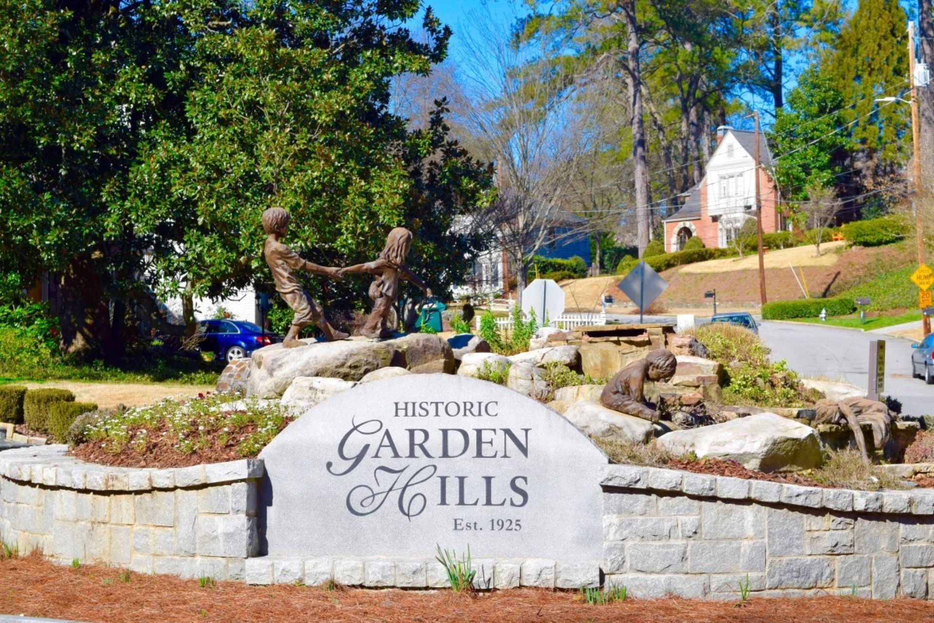 Garden Hills, Four Parks, A Pool and Plenty of Charm