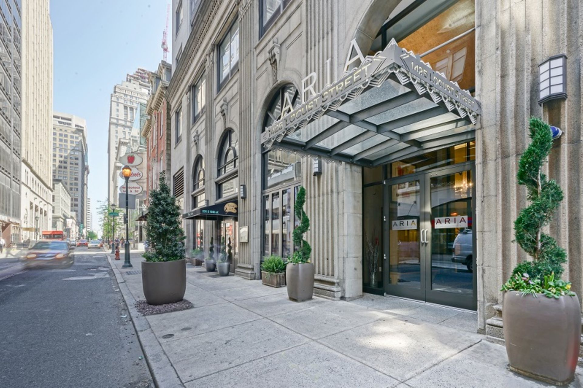 Just Listed in Rittenhouse Sq. – 1425 Locust St. #14B