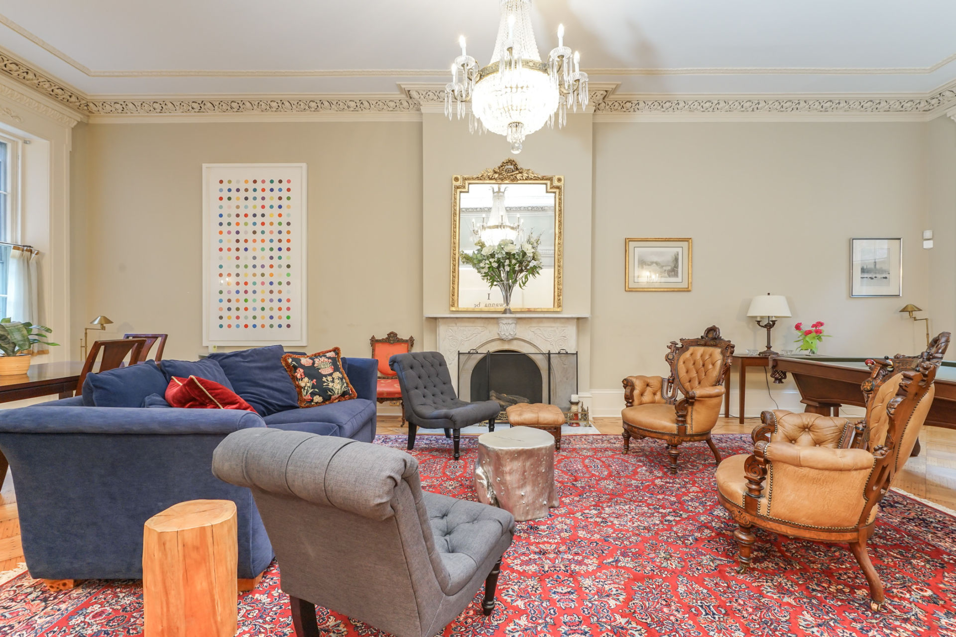 PRICE REDUCTION! – Grand Rittenhouse Townhome – Now $2.195M