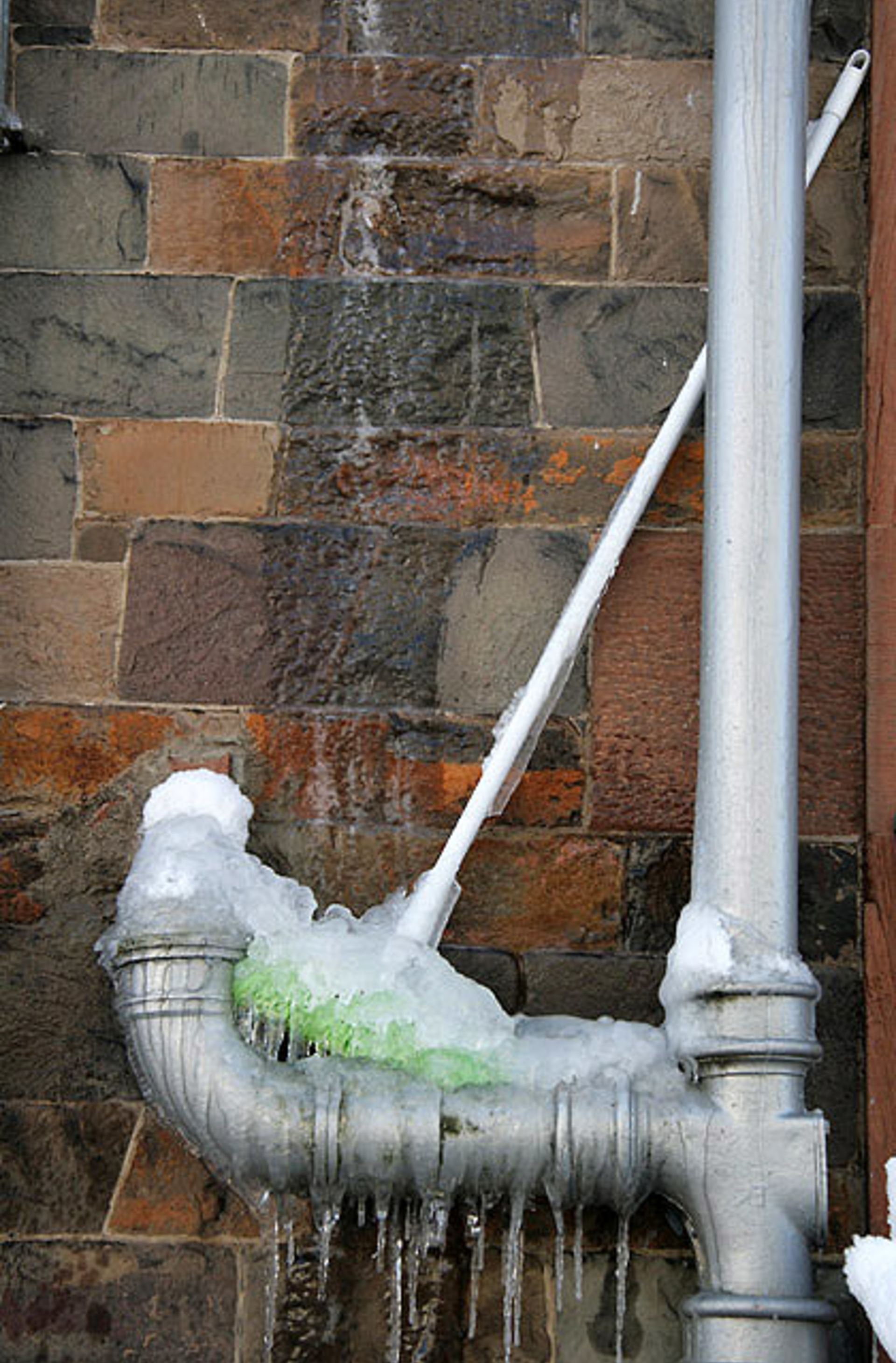 Winterizing Your Home – Preventing Frozen Pipes