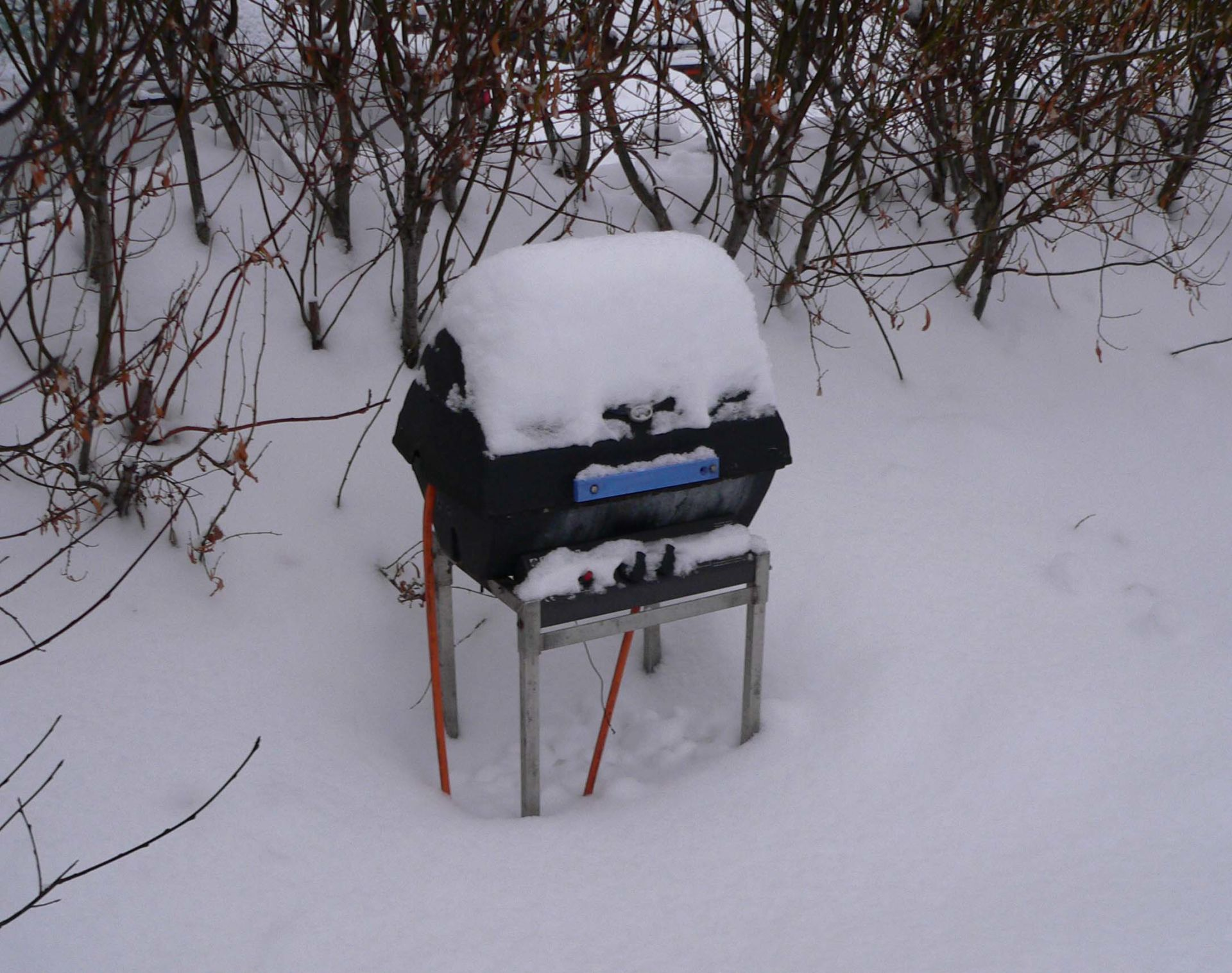 Winterize Your Outdoor Grill in 5 Easy Steps