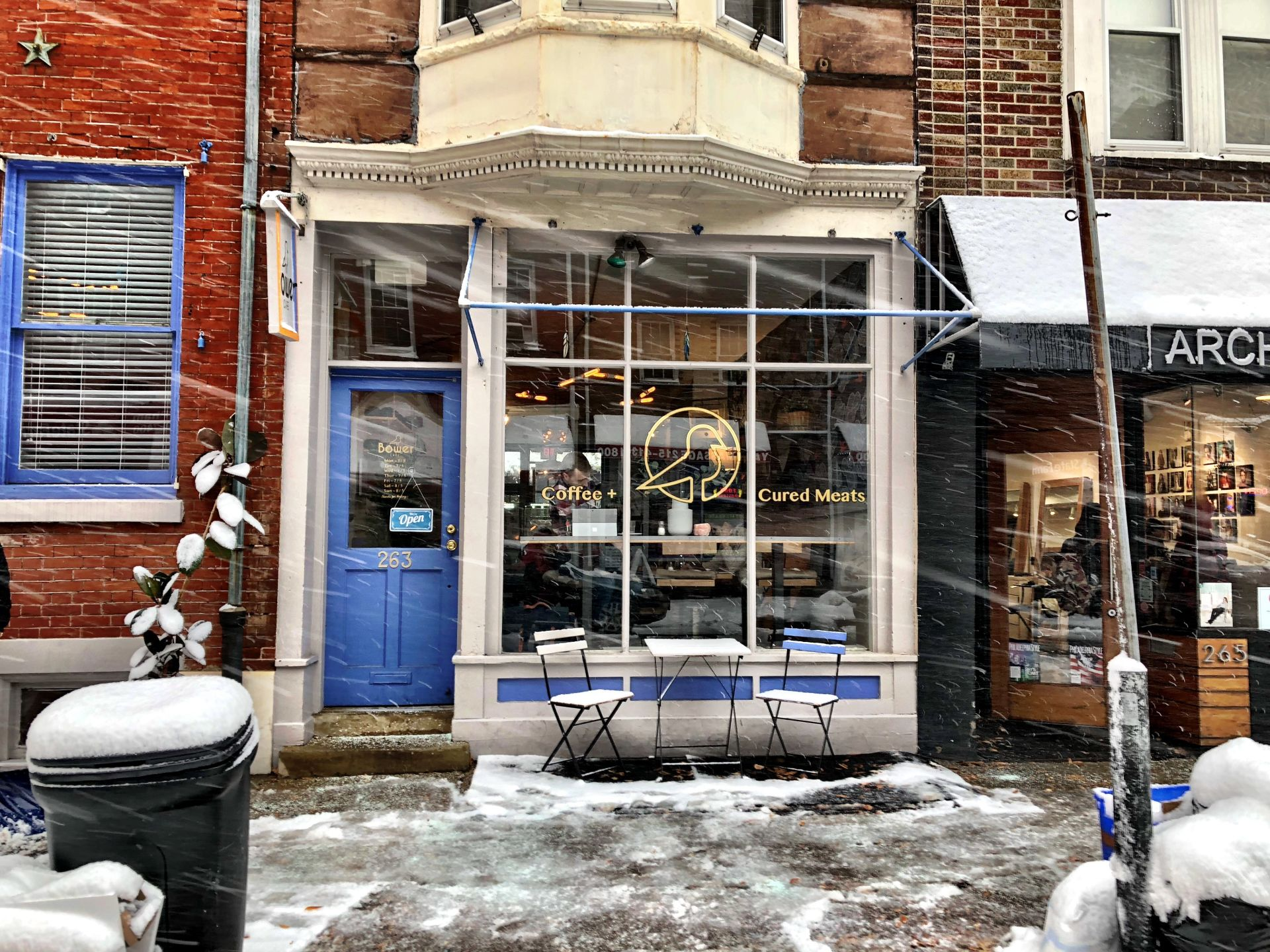 Local Businesses We Love – Bower Cafe