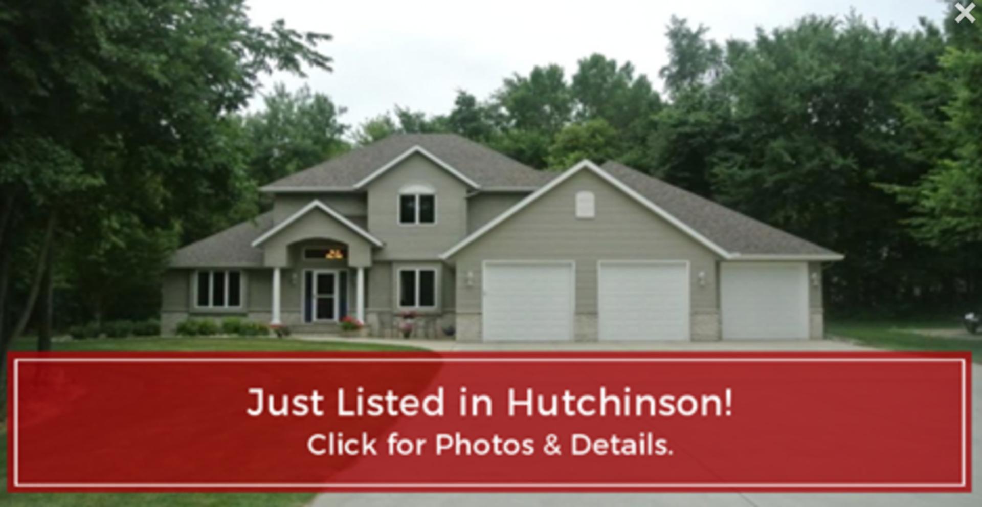 16651 206th Circle, Hutchinson, MN 55350