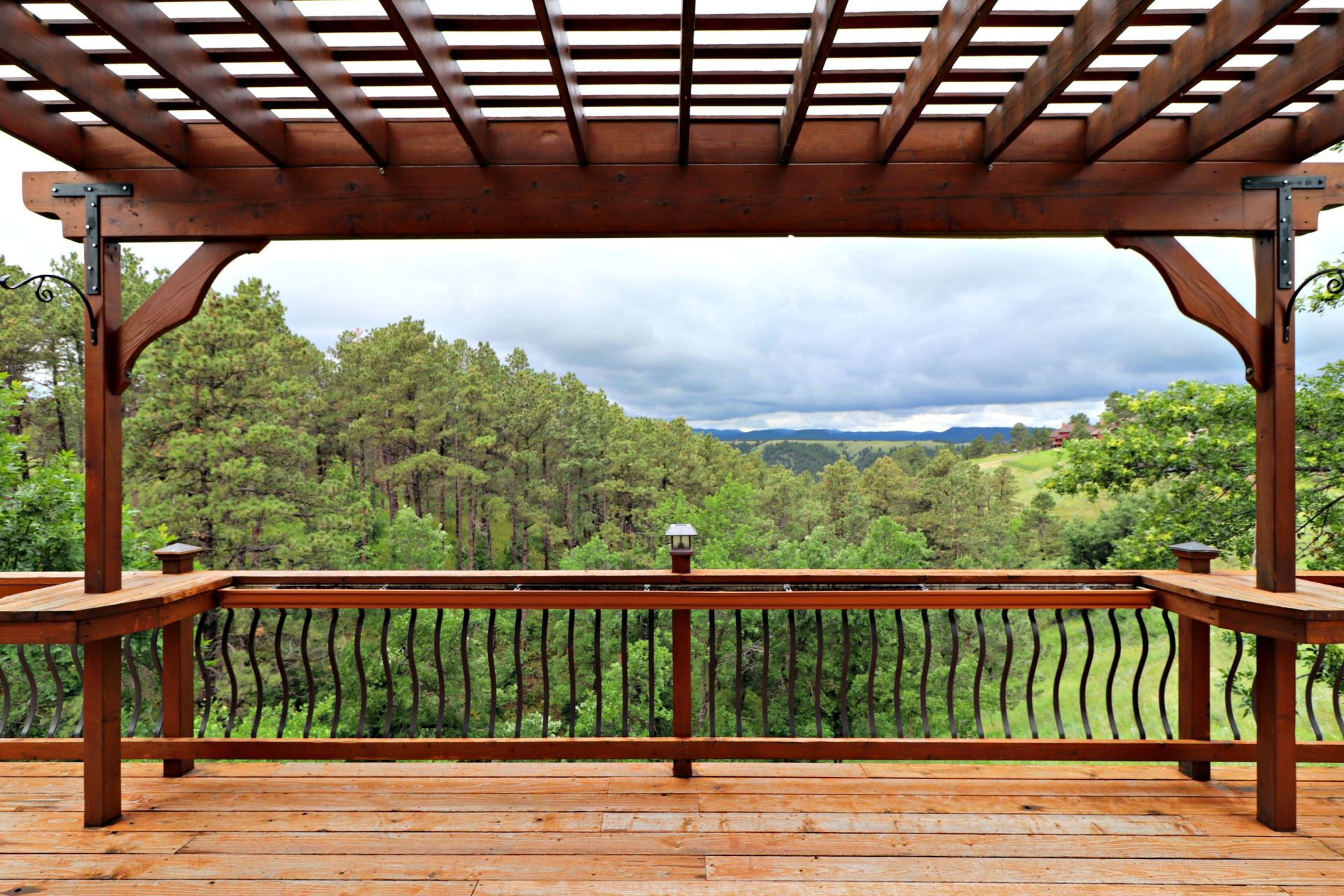 Breathtaking Black Hills Views in Carriage Hills!