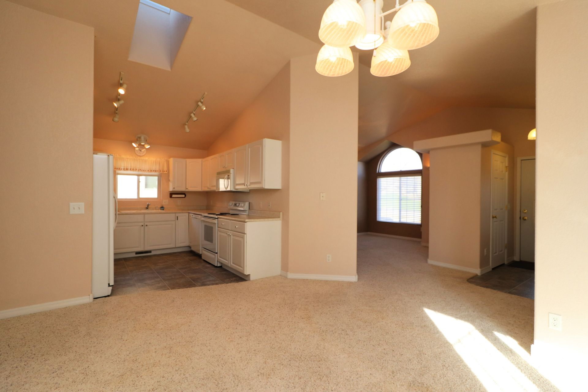 One Level Living! Affordable Town Home!