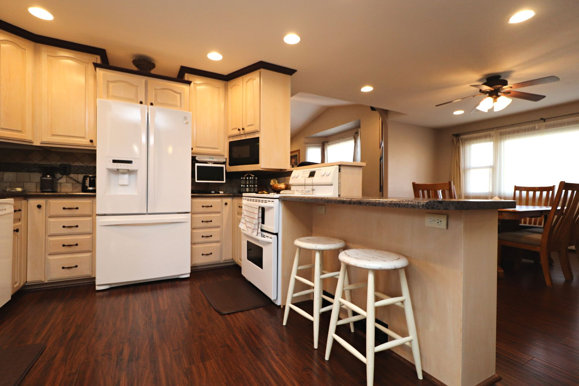 Totally Renovated   Highly Desired Location!