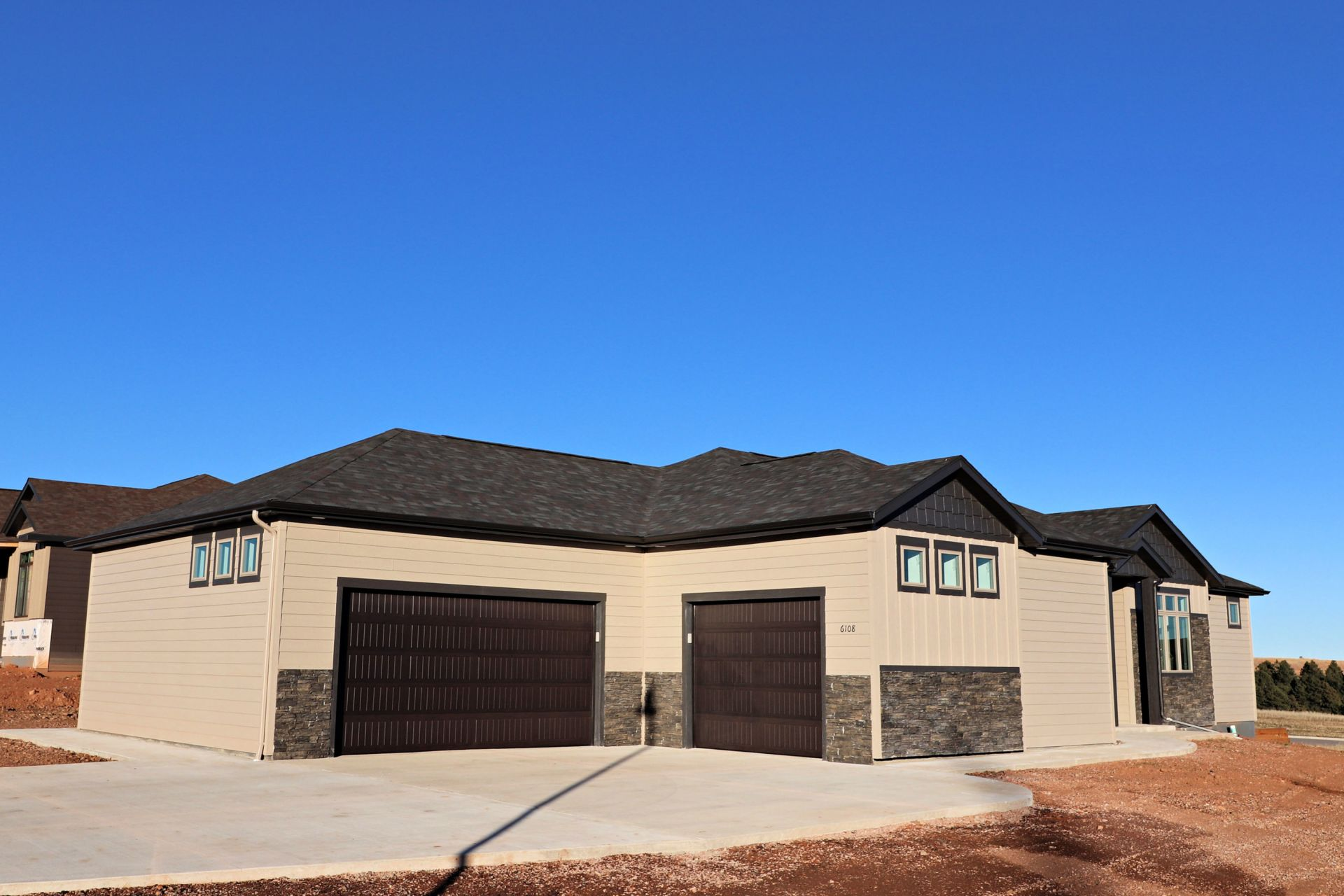 Brand New Construction – FANTASTIC Price!!