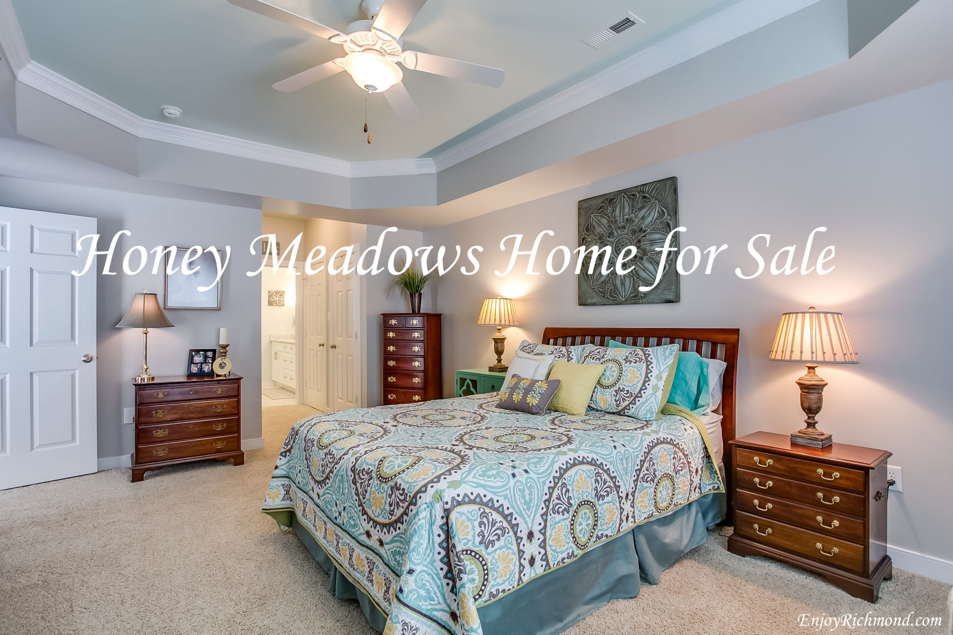 Honey Meadows Homes for Sale | 10200 Waxcomb Place Mechanicsville Va 23116 | Just Listed by Jake Albritton with Keller Williams Realty