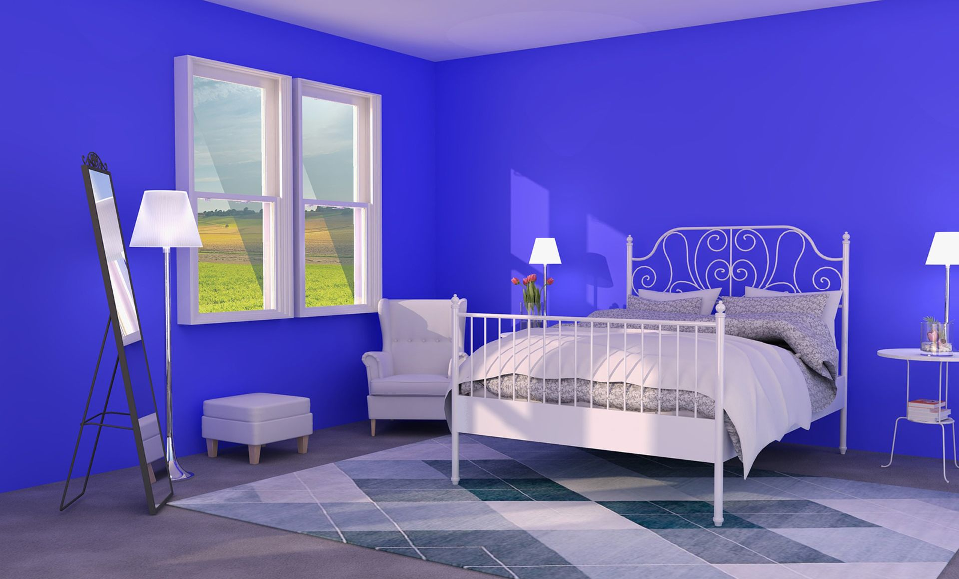 Real Estate Tip for Sellers: Choose Neutral Colors