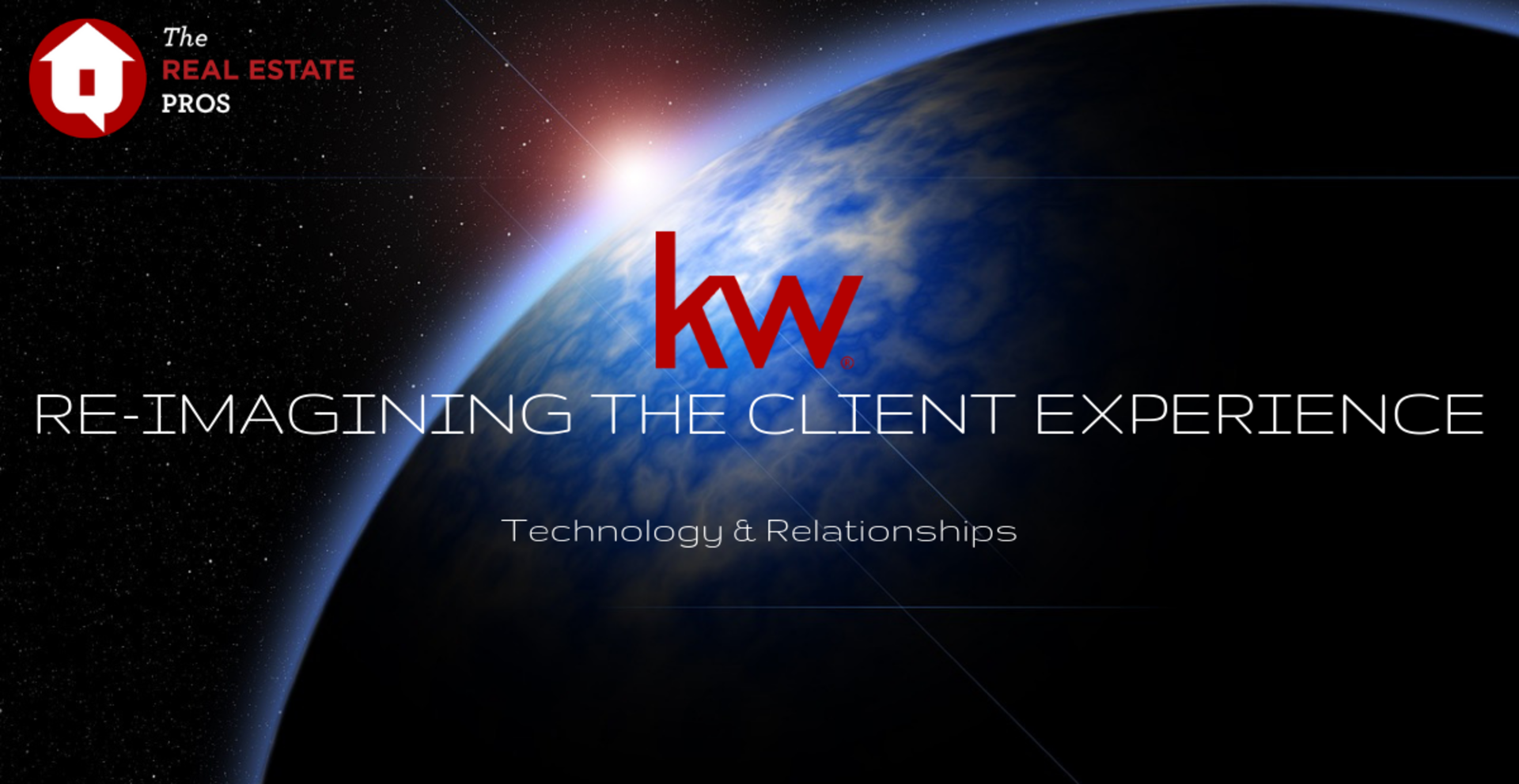 Keller Williams Technology – Re-imagining the Client Experience