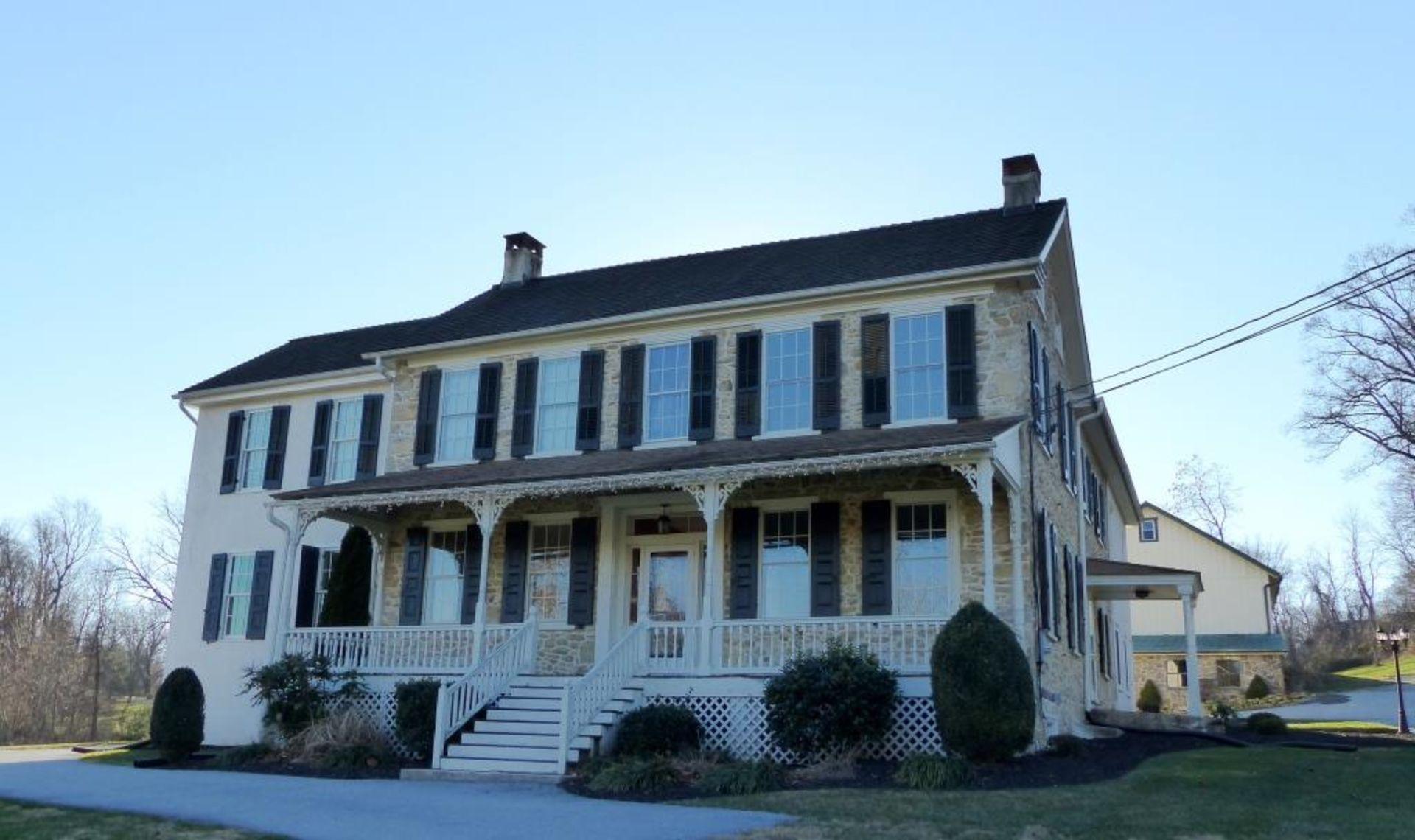 Open House-Downingtown-May 7, 2017-Elegant Farmhouse, 6 Acres