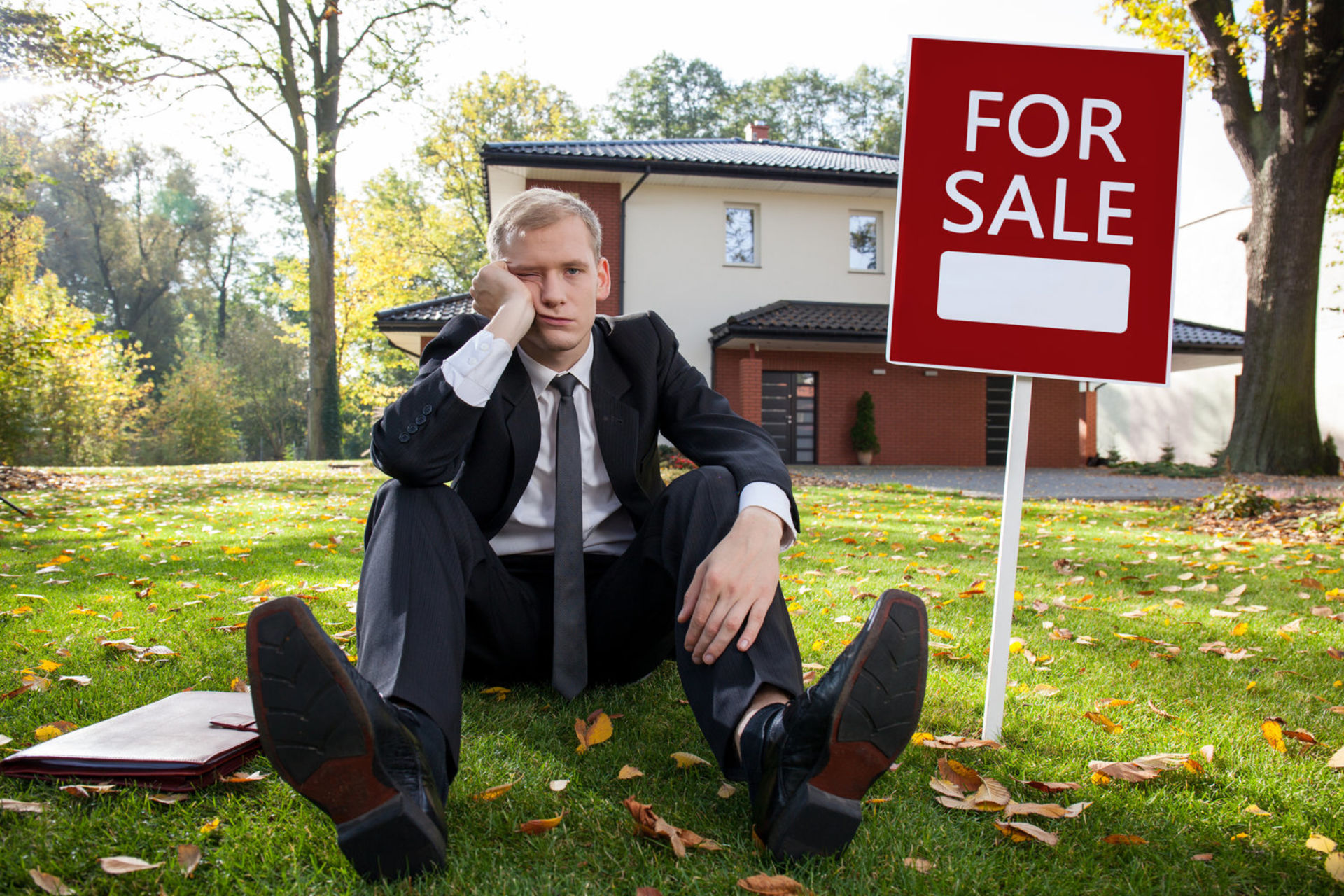 Reasons your home won't sell