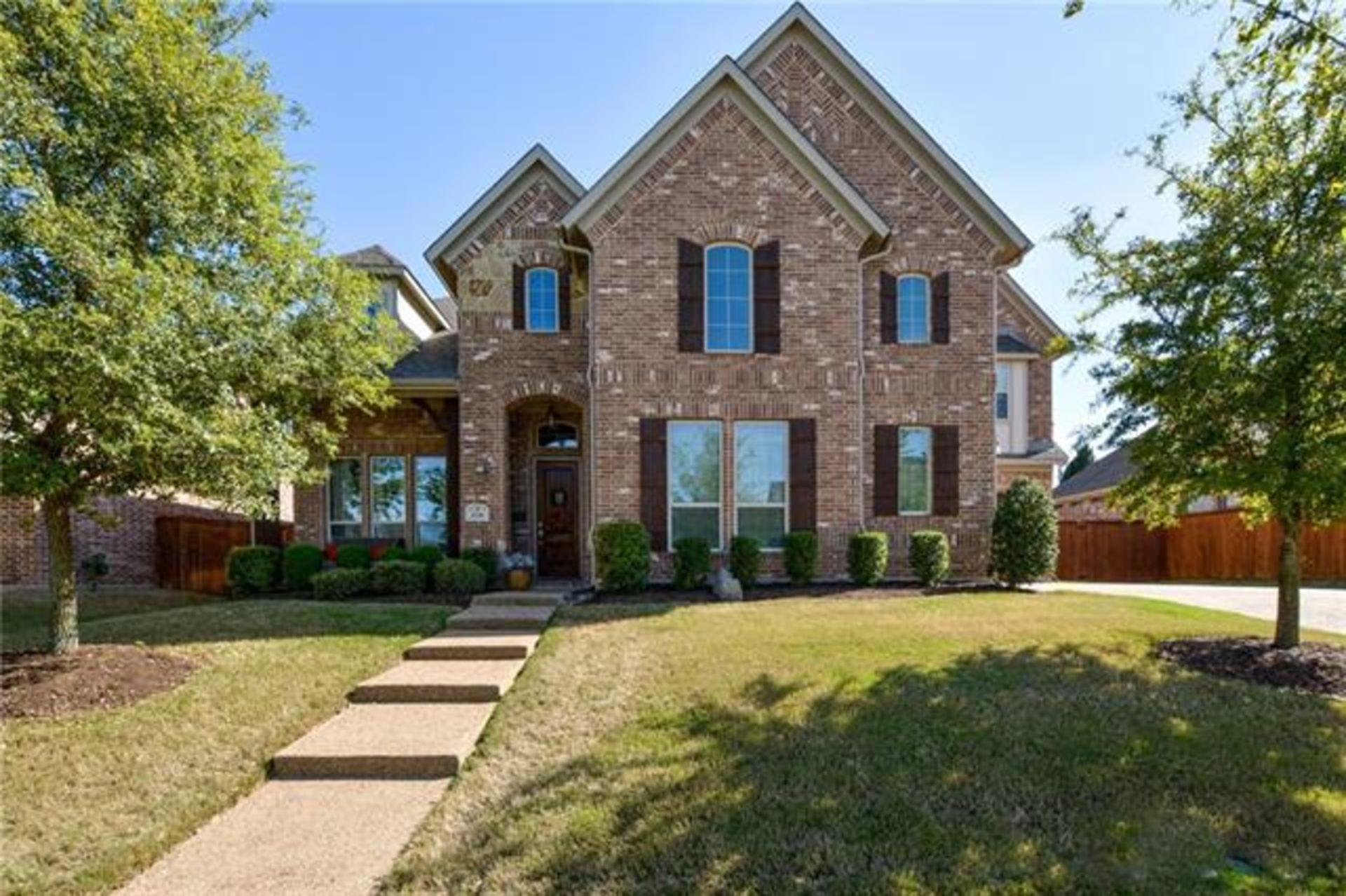 Open House! 1246 Foster Street, Lantana, TX
