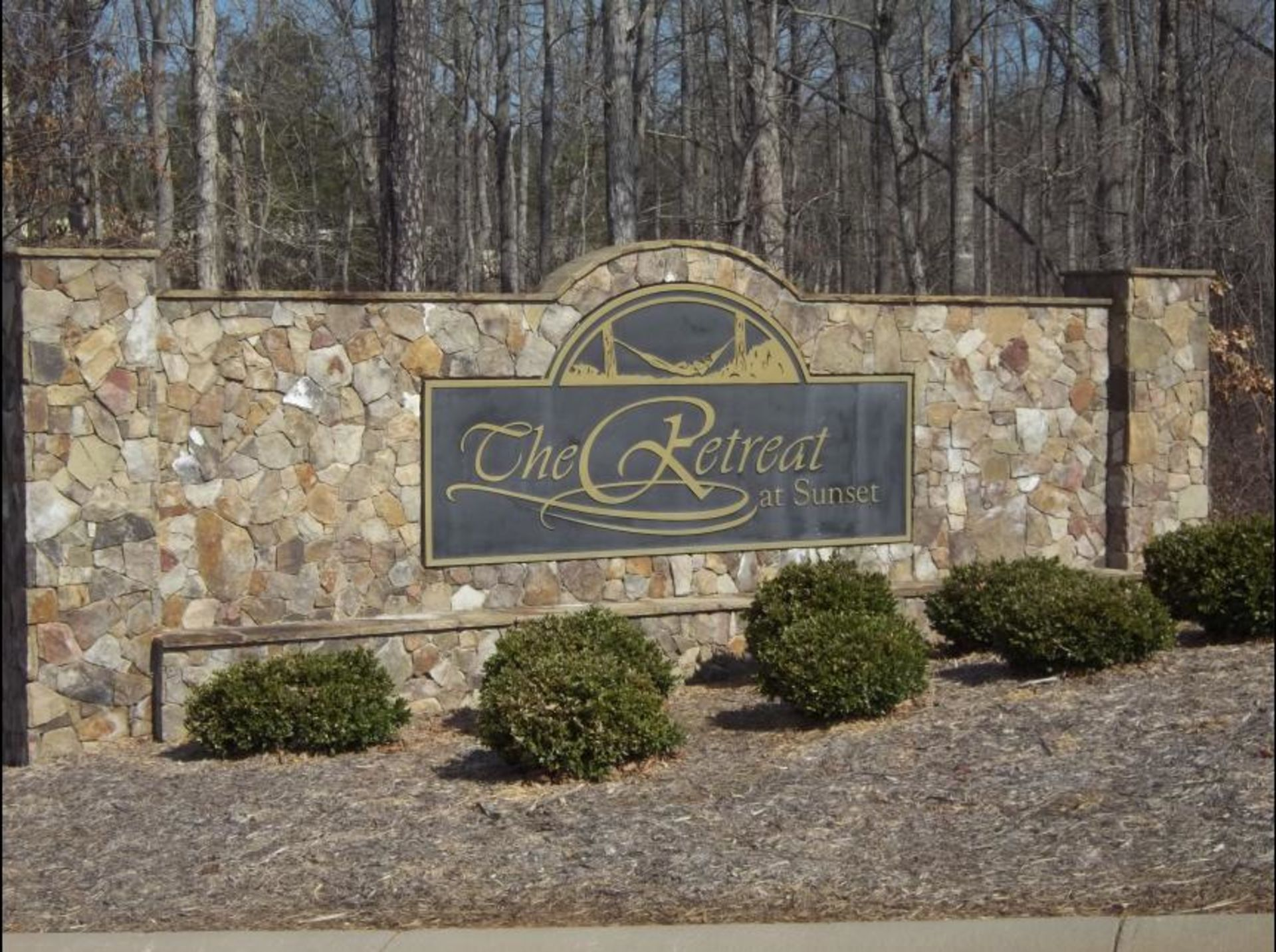 JUST LISTED 2 BEAUTIFUL LOTS IN THE RETREAT AT SUNSET RIDGE