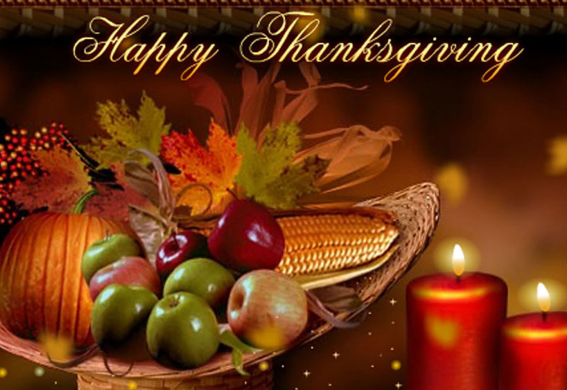 HAPPY THANKSGIVING FROM TONY SWAINEY AND COMPANY