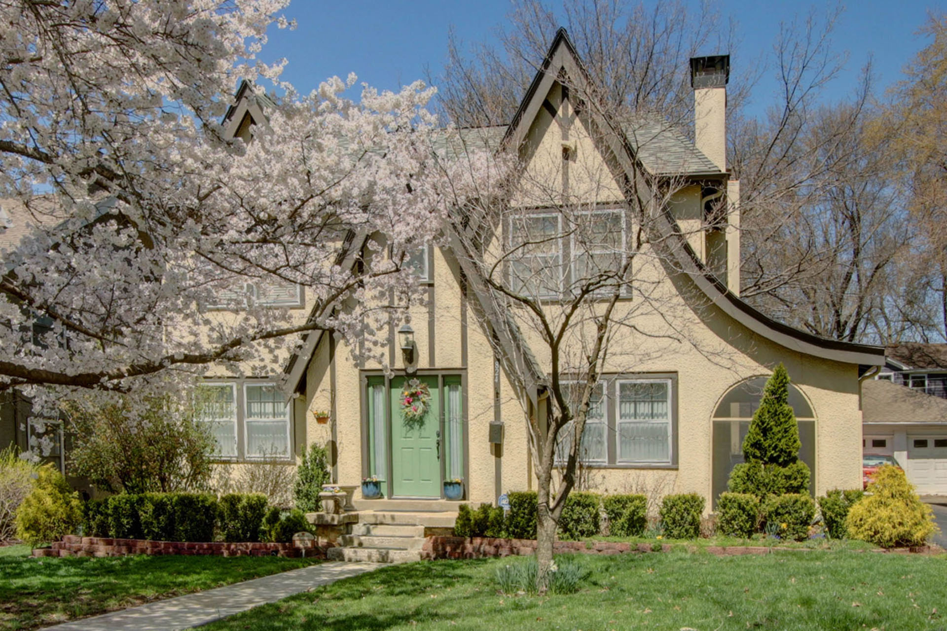 NEW ON THE MARKET! Darling Tudor Home with Stunning Details!