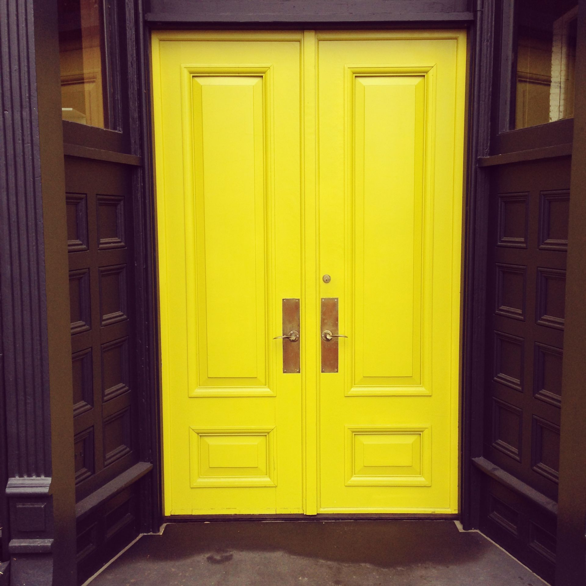 What Does Your Front Door Say About You