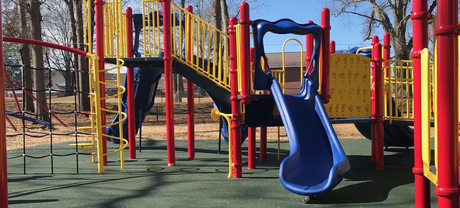 New Simpsonville City Park