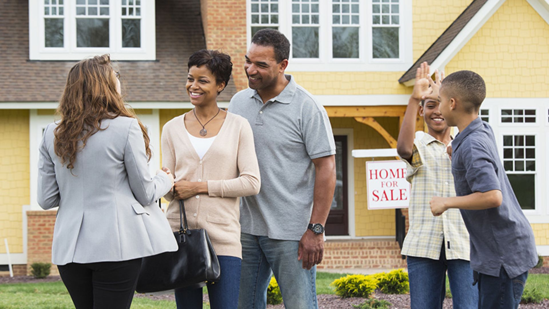 Stages of the Home Buying Journey