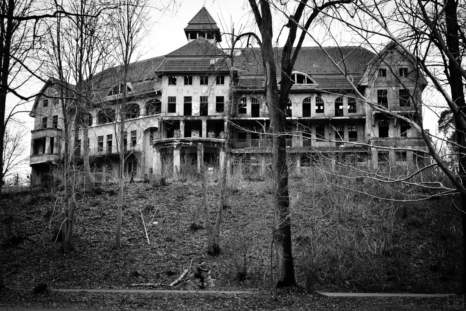 From Haunted House to Inviting Home