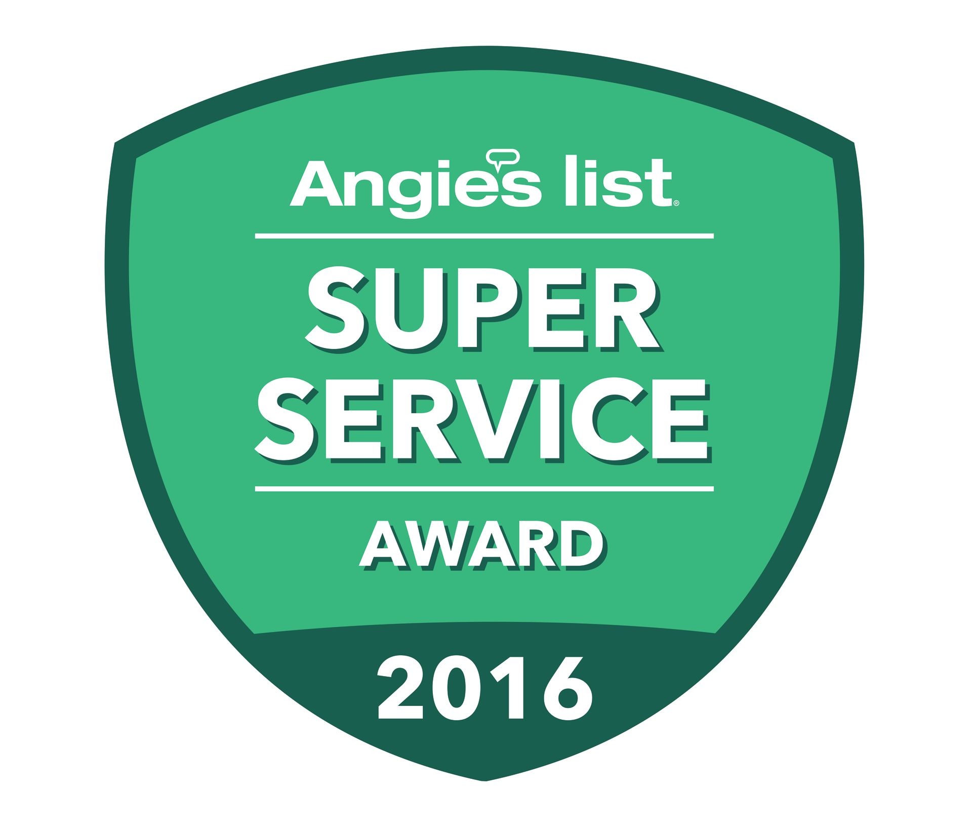 Super Service Award Winners!