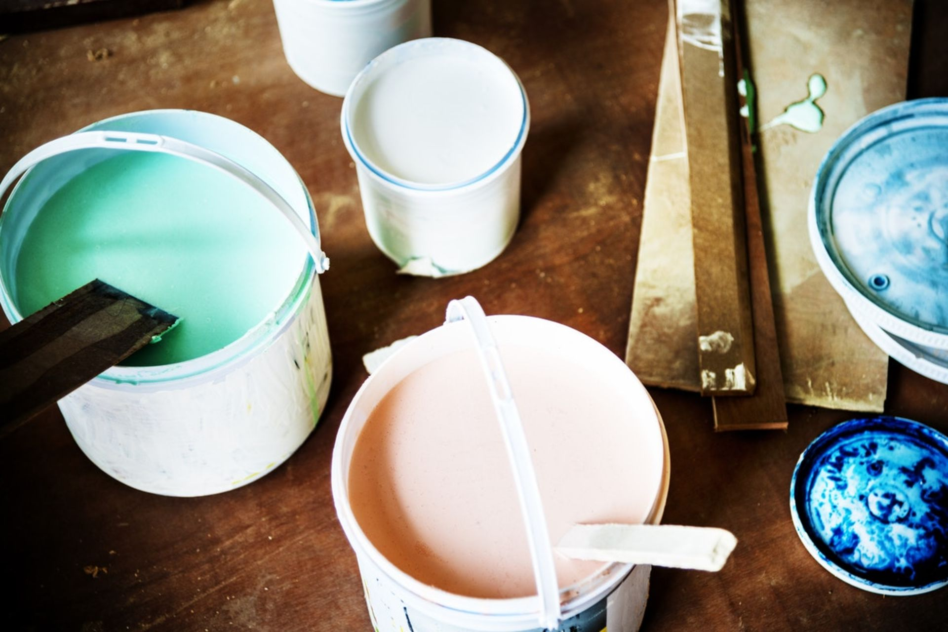 7 Essentials of Choosing a Paint Color