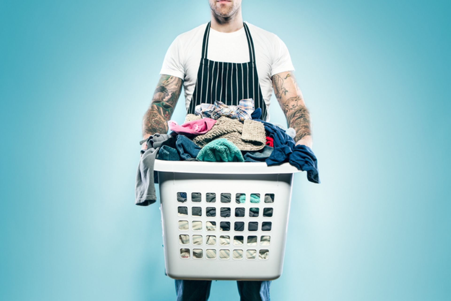 Can Pesky Household Chores Be Healthy?