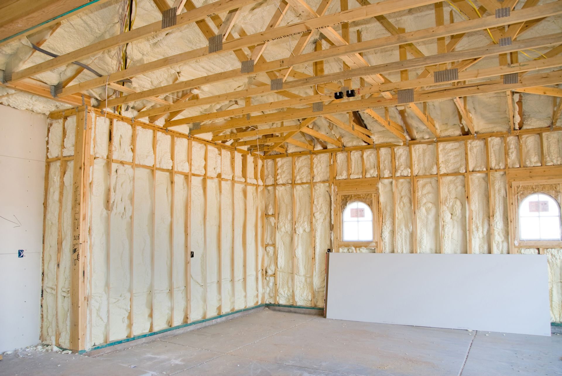 Importance of a Pre-Drywall Inspection in New Construction