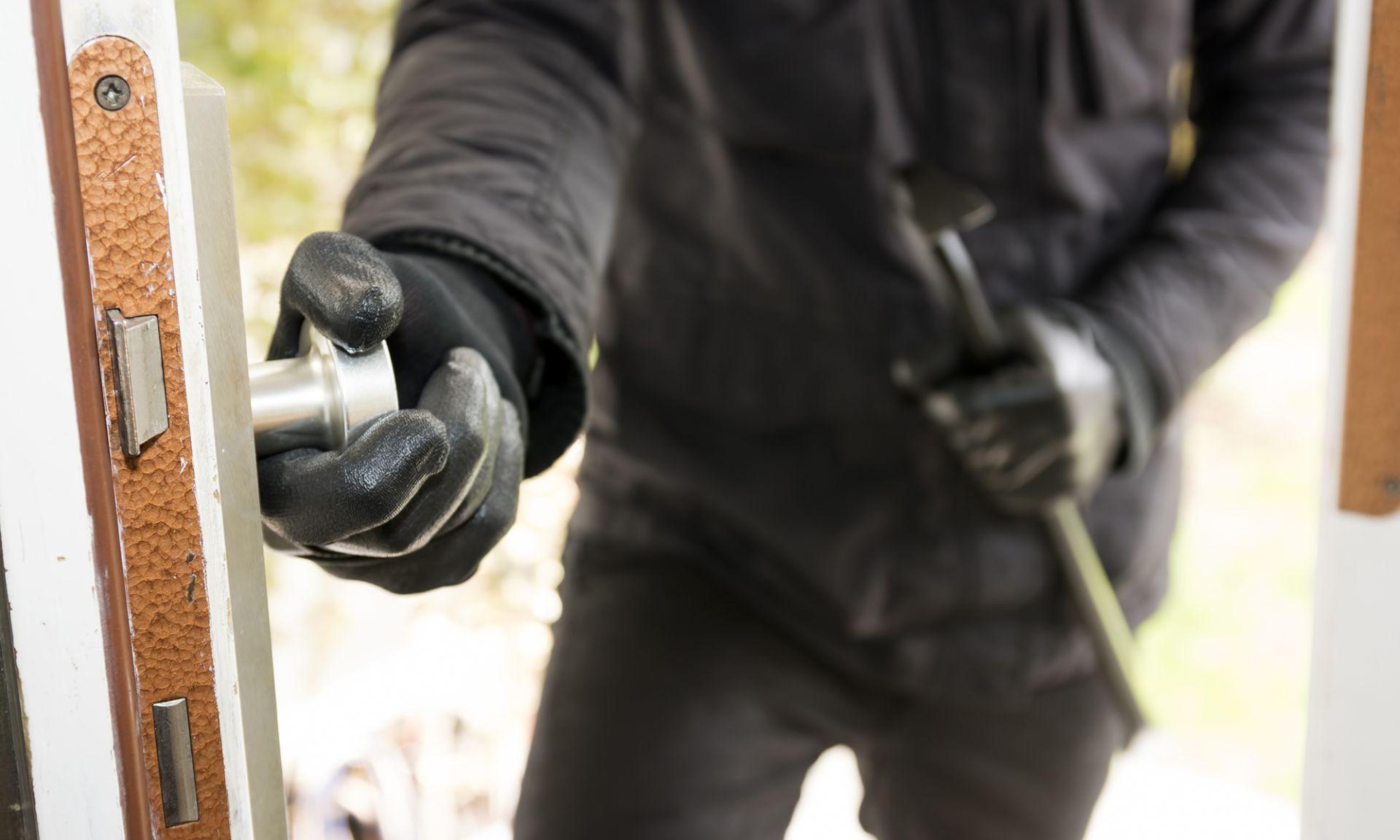 10 Anti-Burglary Tips