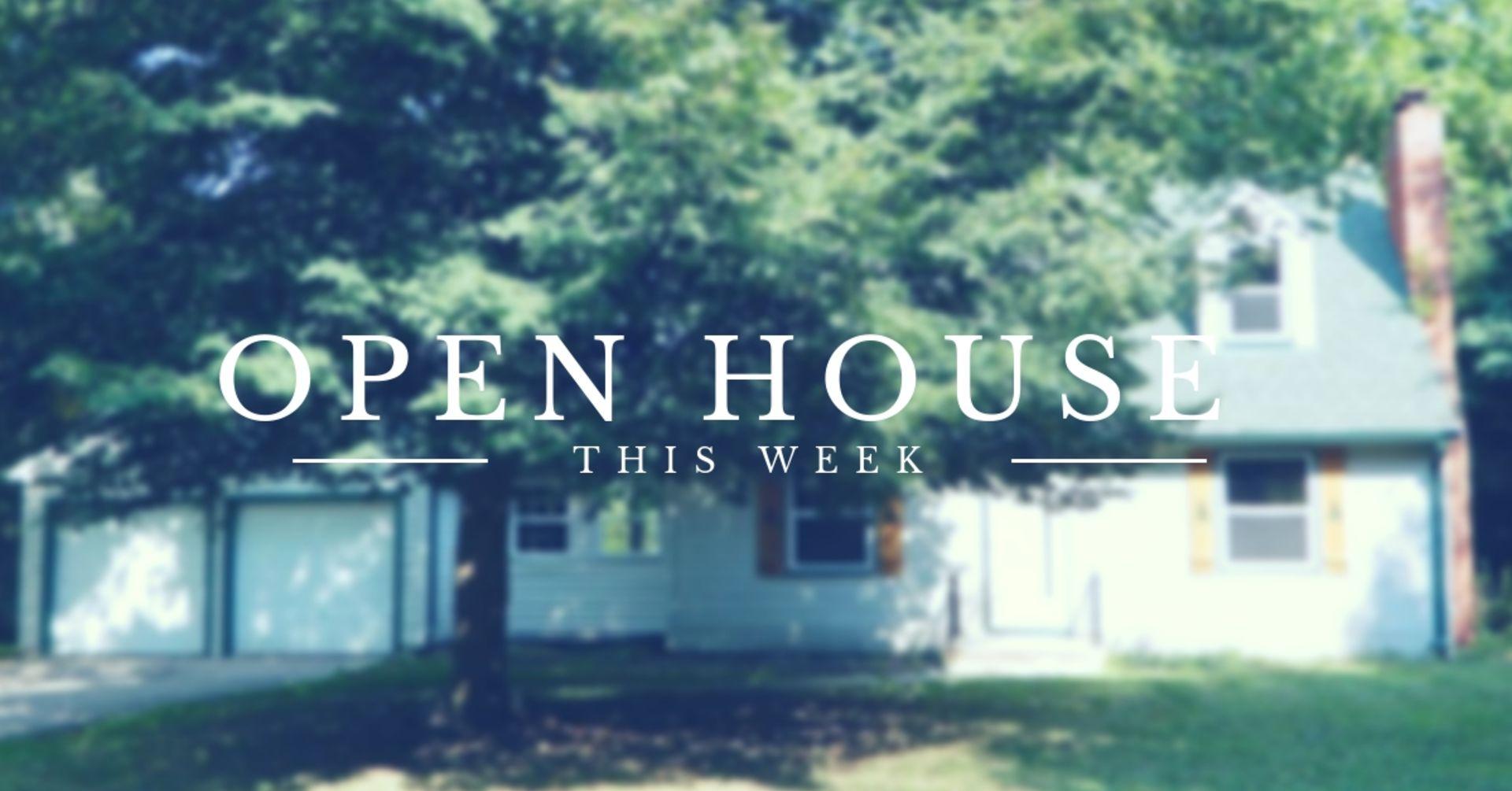 Open House: September 23