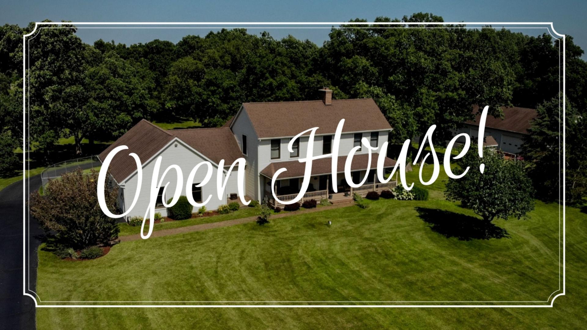 Open House: September 30th