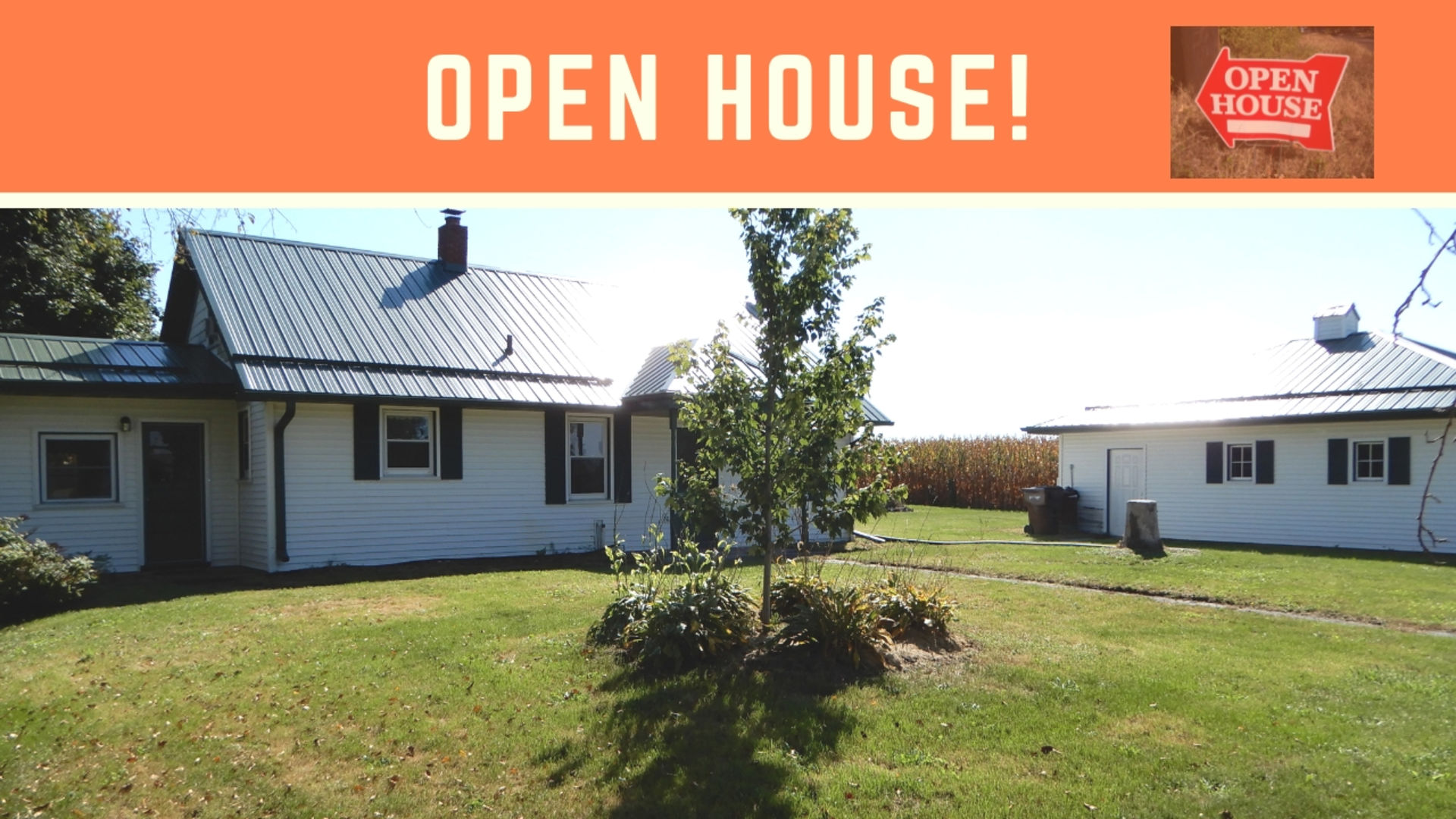 Open House: October 7th 2018